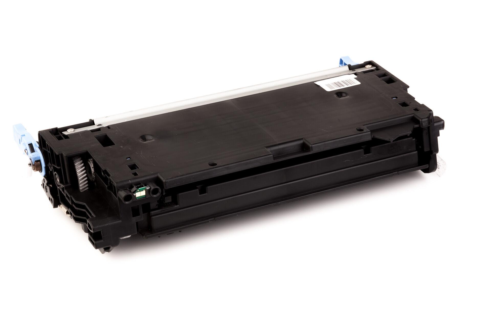 HP Cartouche de Toner pour HP Q6470A / 501A noir compatible (de marque ASC)