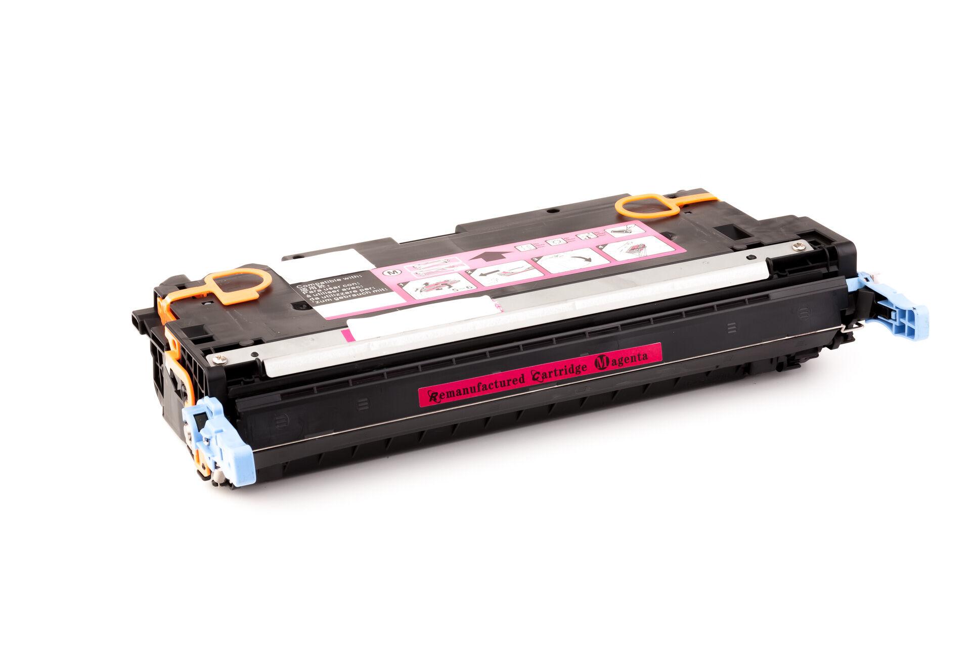 HP Cartouche de Toner pour HP Q6473A / 502A magenta compatible (de marque ASC)