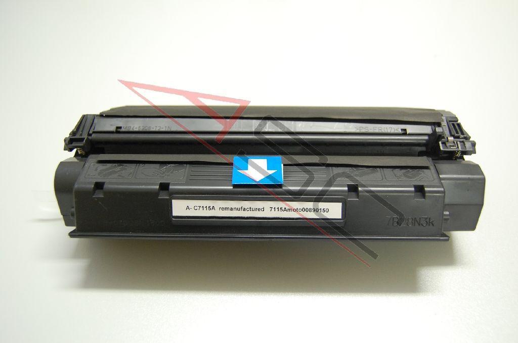 HP Cartouche de Toner pour HP C7115A / 15A noir compatible (de marque ASC)