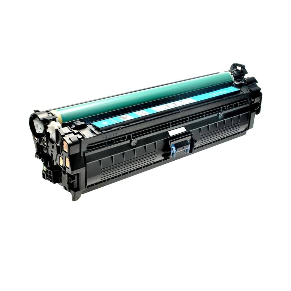 HP Cartouche de Toner pour HP CE741A / 307A cyan compatible (de marque ASC)