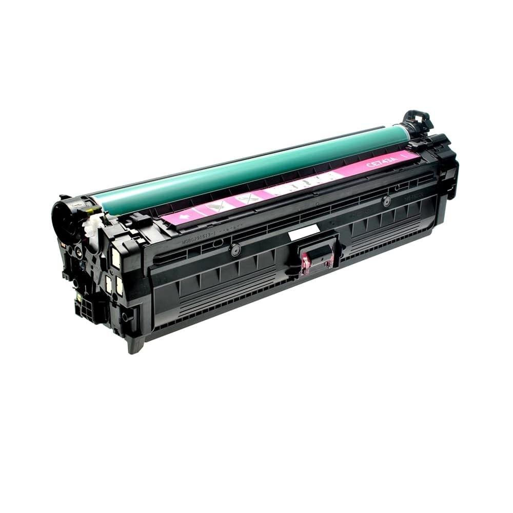 HP Cartouche de Toner pour HP CE743A / 307A magenta compatible (de marque ASC)