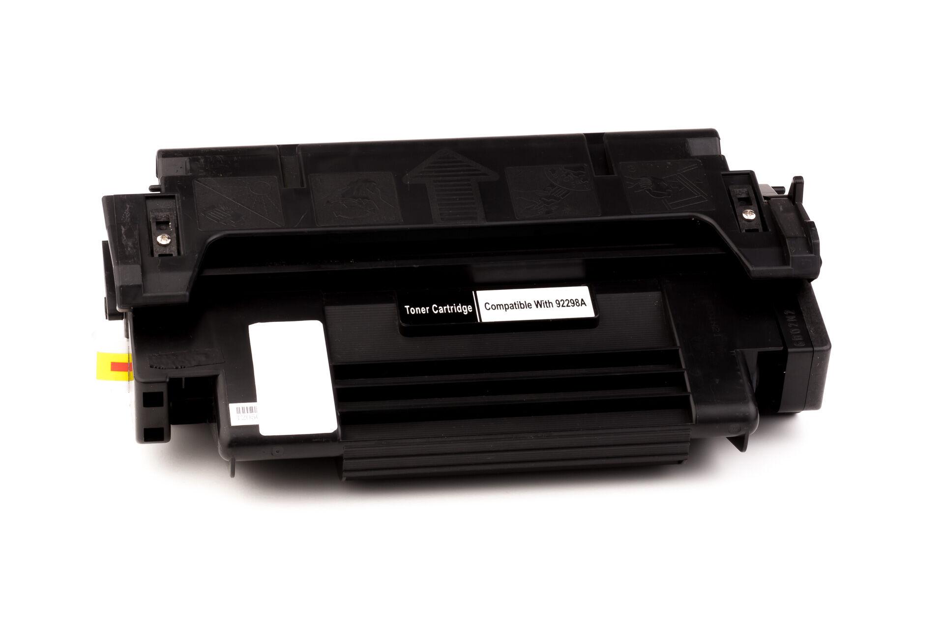 HP Cartouche de Toner pour HP 92298X / 98X noir compatible (de marque ASC)