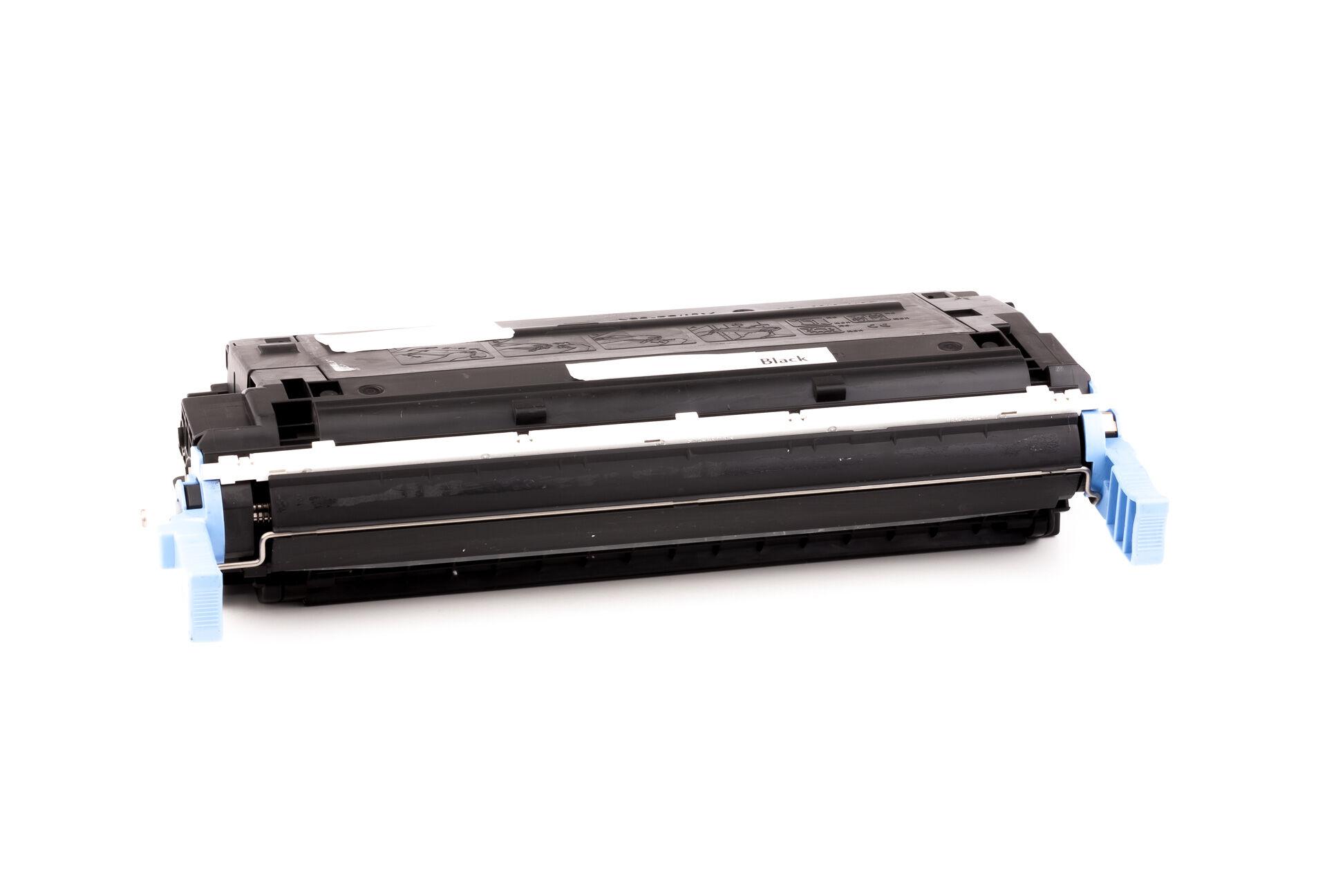 HP Cartouche de Toner pour HP C9720A / 641A noir compatible (de marque ASC)