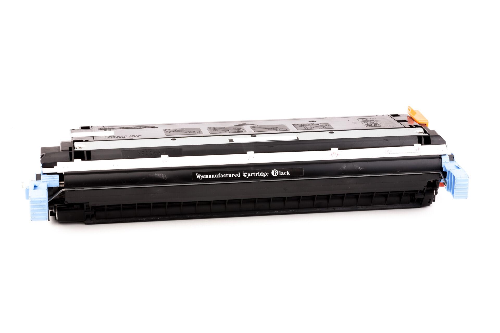 HP Cartouche de Toner pour HP C9730A / 645A noir compatible (de marque ASC)