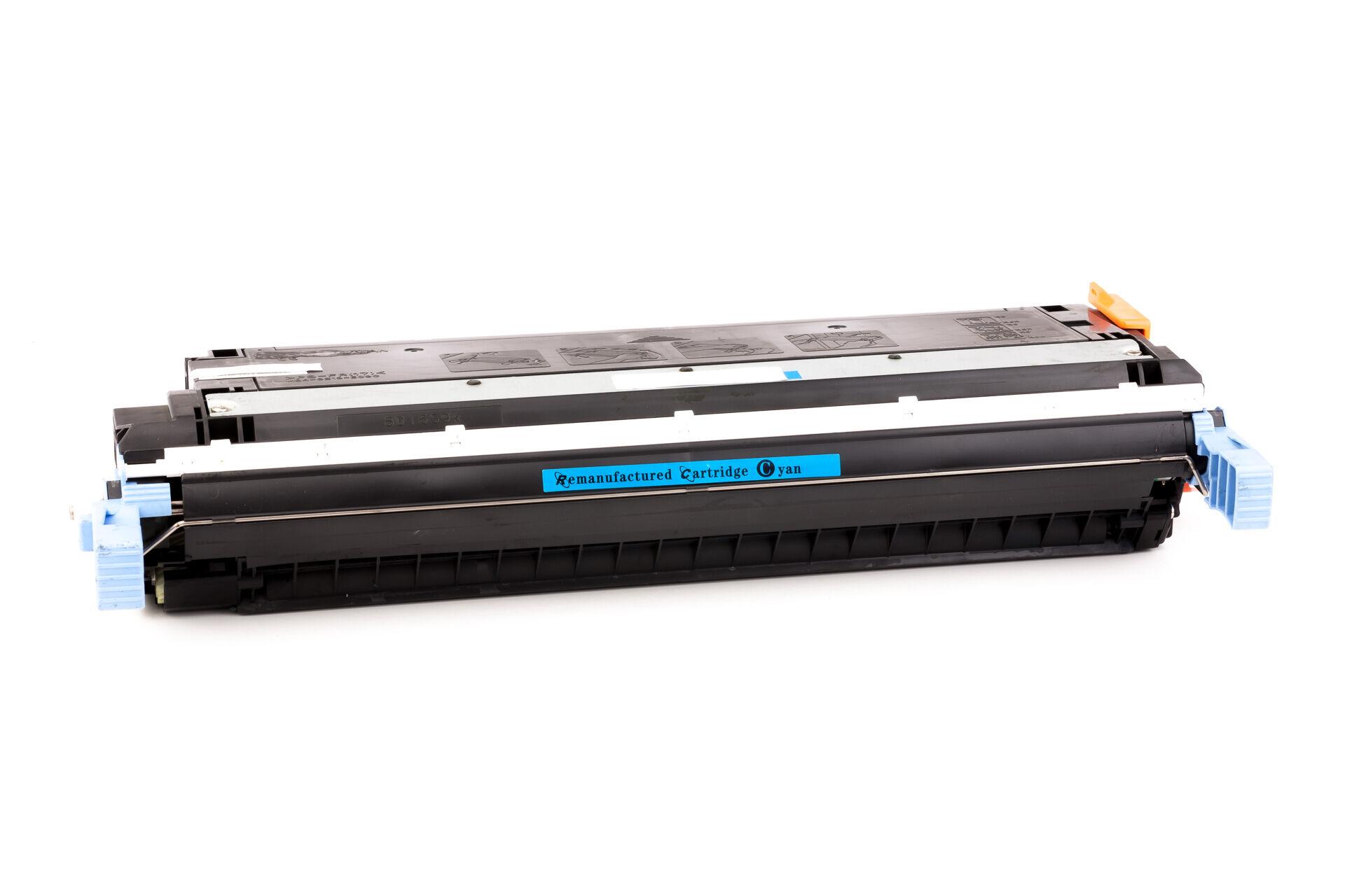 HP Cartouche de Toner pour HP C9731A / 645A cyan compatible (de marque ASC)