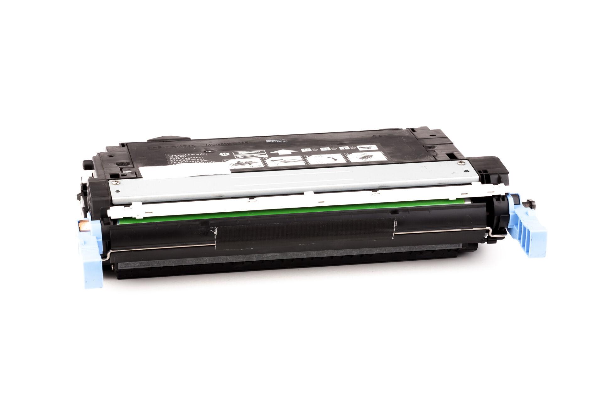 HP Cartouche de Toner pour HP CB400A / 642A noir compatible (de marque ASC)