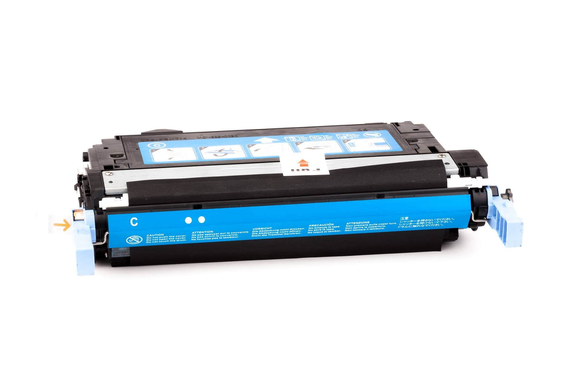 HP Cartouche de Toner pour HP CB401A / 642A cyan compatible (de marque ASC)