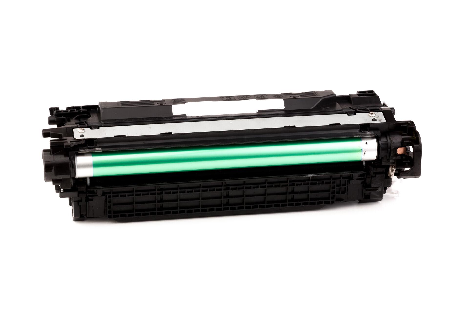 HP Cartouche de Toner pour HP CE400X / 507X noir compatible (de marque ASC)