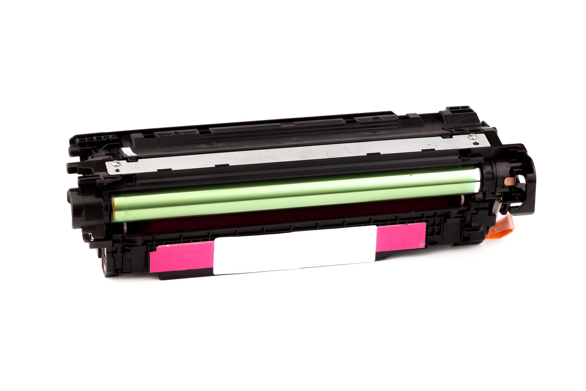 HP Cartouche de Toner pour HP CE403A / 507A magenta compatible (de marque ASC)