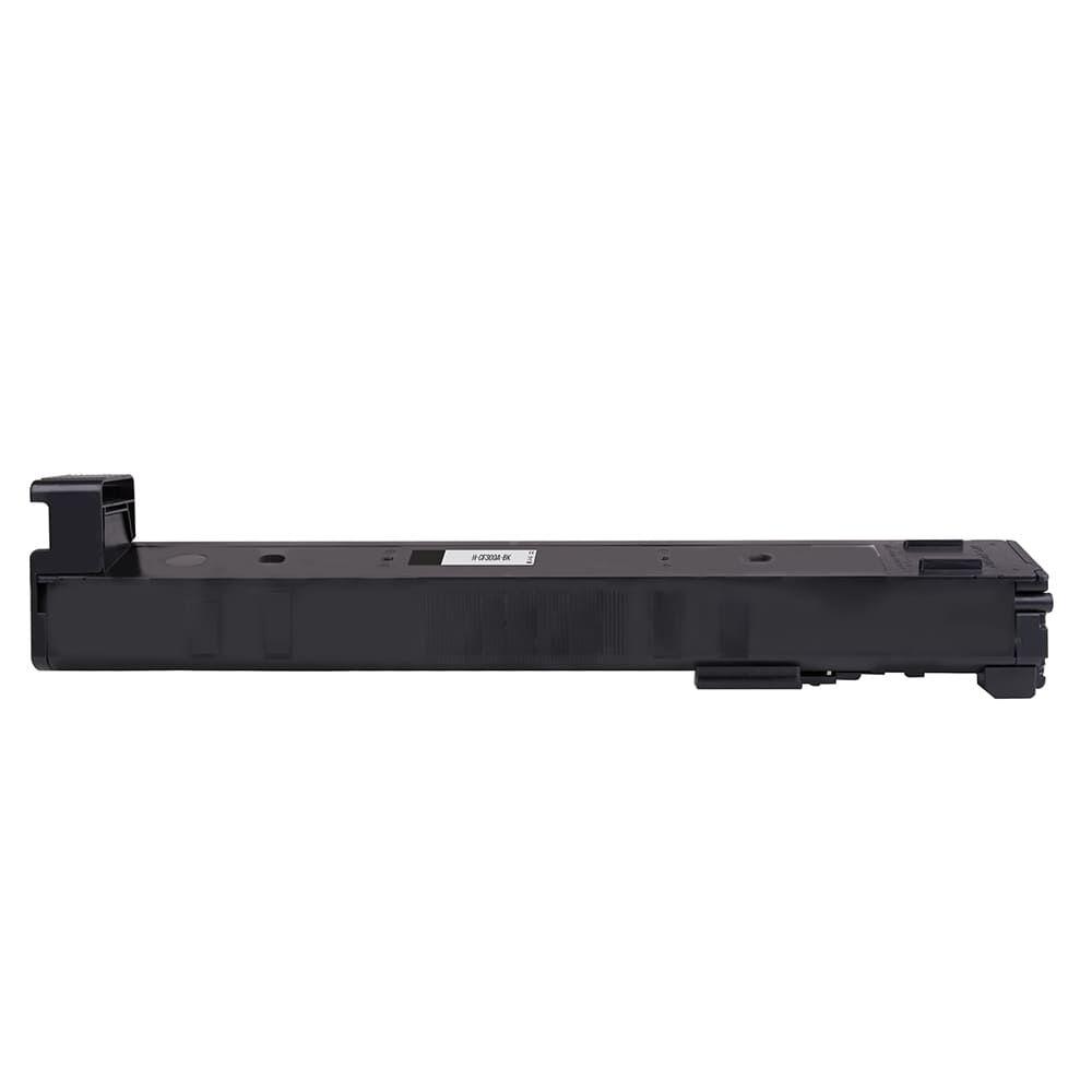 HP Cartouche de Toner pour HP CF300A / 827A noir compatible (de marque ASC)
