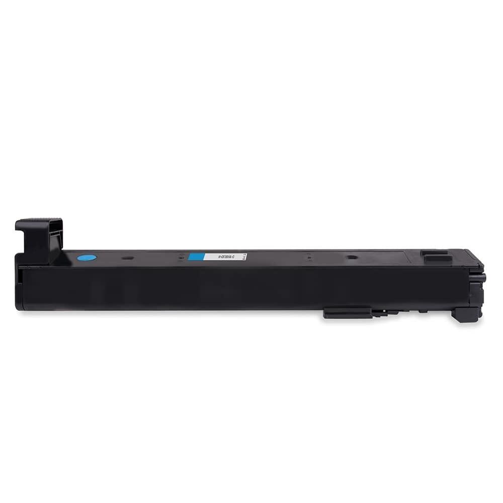 HP Cartouche de Toner pour HP CF301A / 827A cyan compatible (de marque ASC)