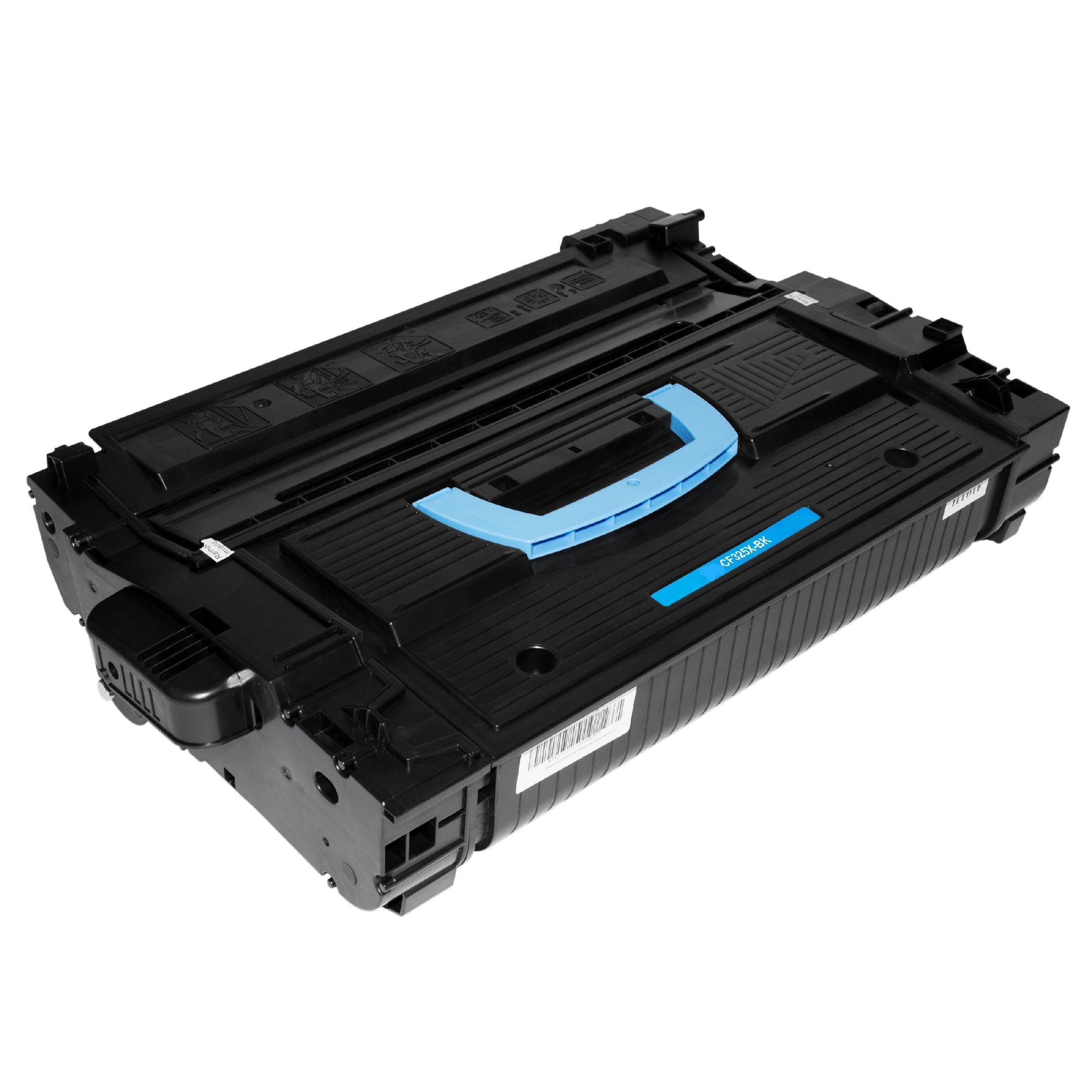 HP Cartouche de Toner pour HP CF325X / 25X noir compatible (de marque ASC)