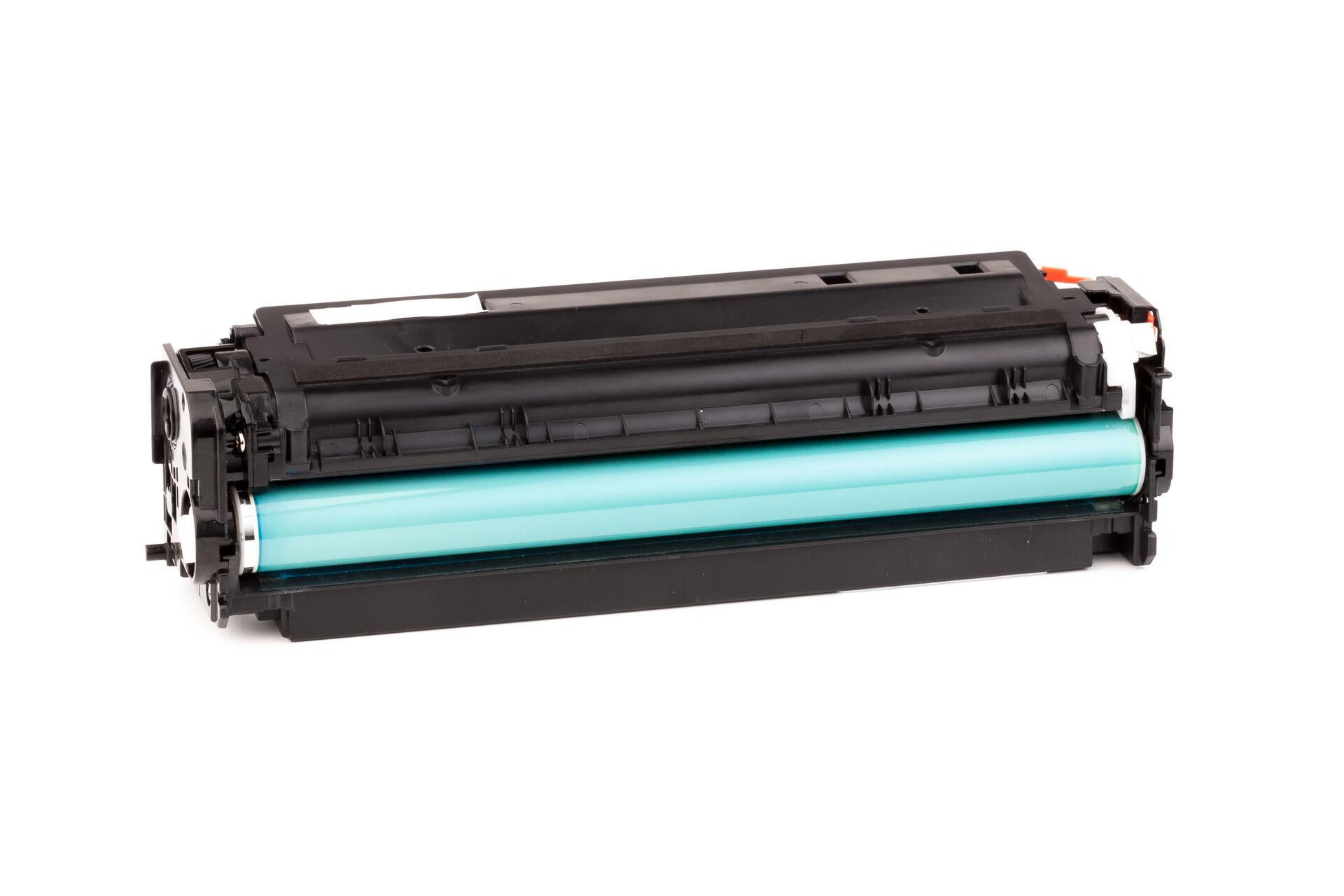 HP Cartouche de Toner pour HP CF381A / 312A cyan compatible (de marque ASC)