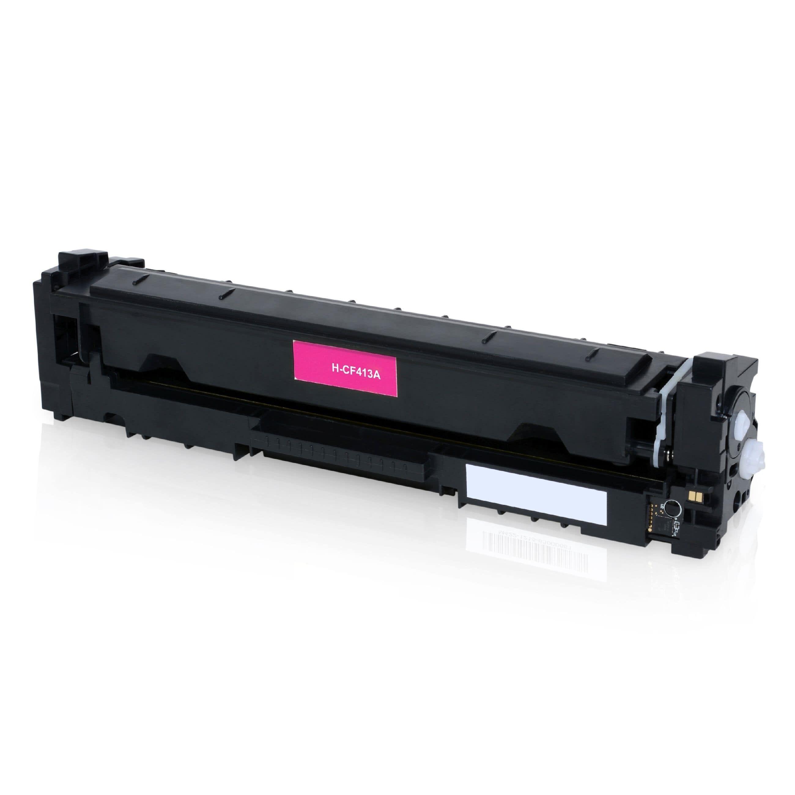 HP Cartouche de Toner pour HP CF413A / 410A magenta compatible (de marque ASC)