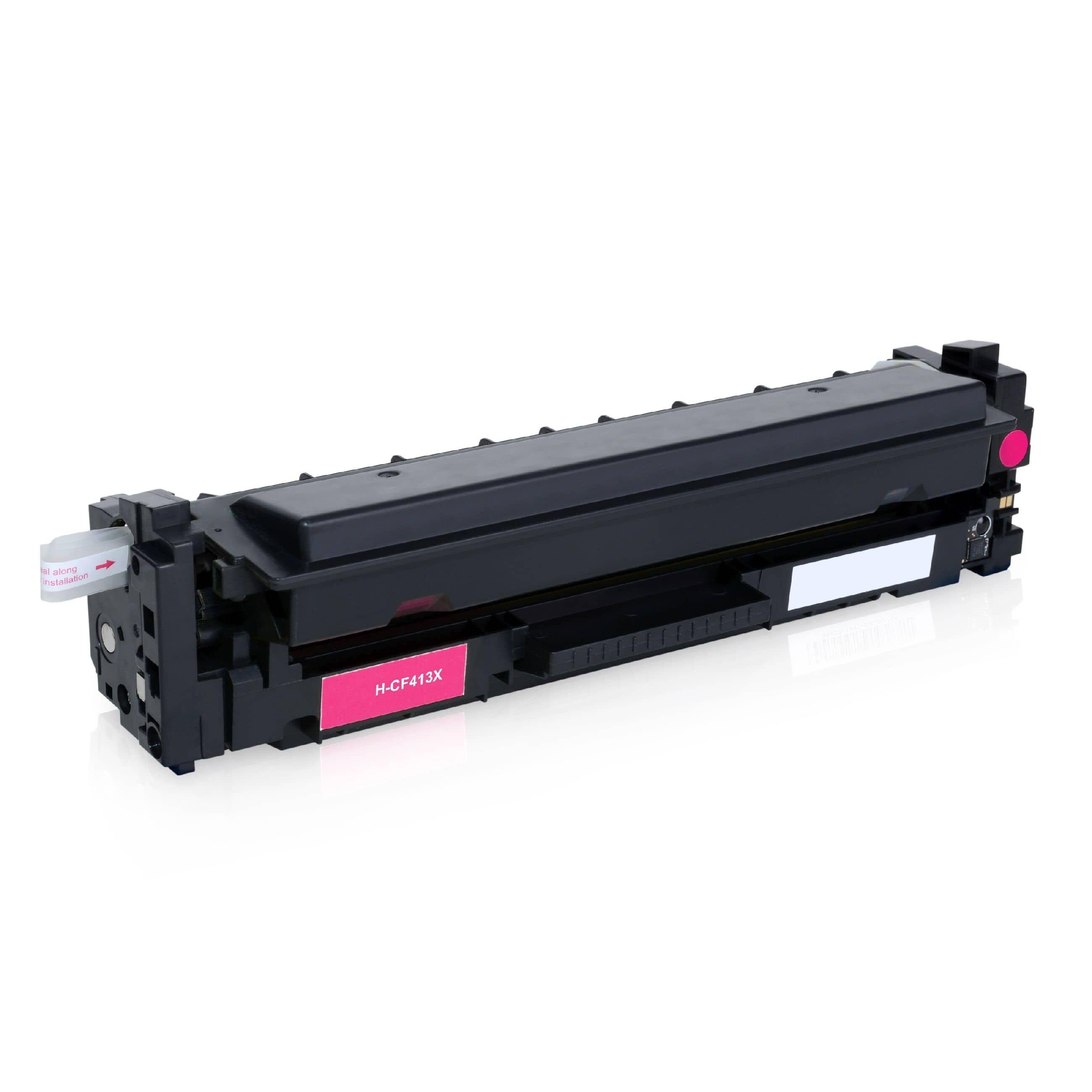 HP Cartouche de Toner pour HP CF413X / 410X magenta compatible (de marque ASC)