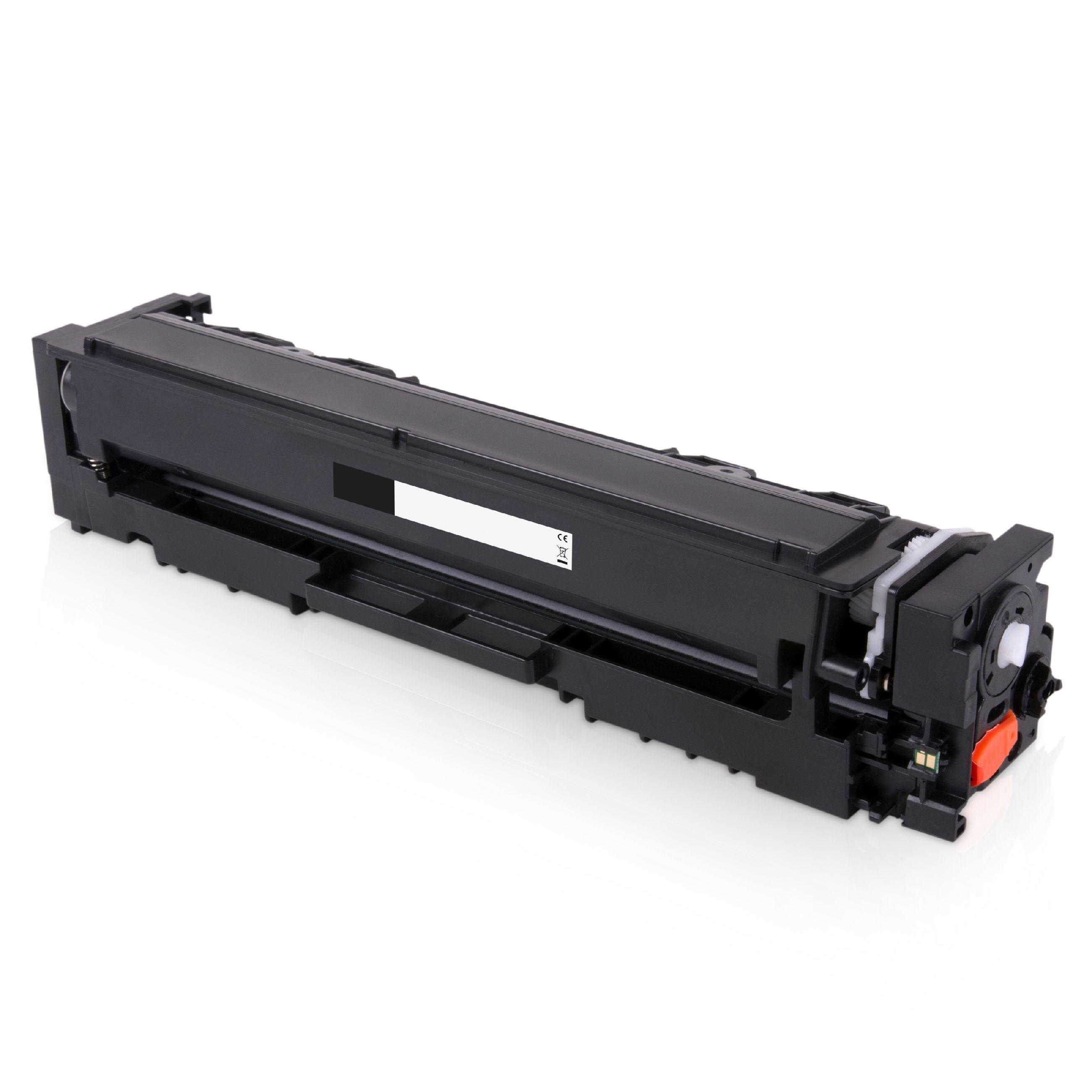 HP Cartouche de Toner pour HP CF540A / 203A noir compatible (de marque ASC)