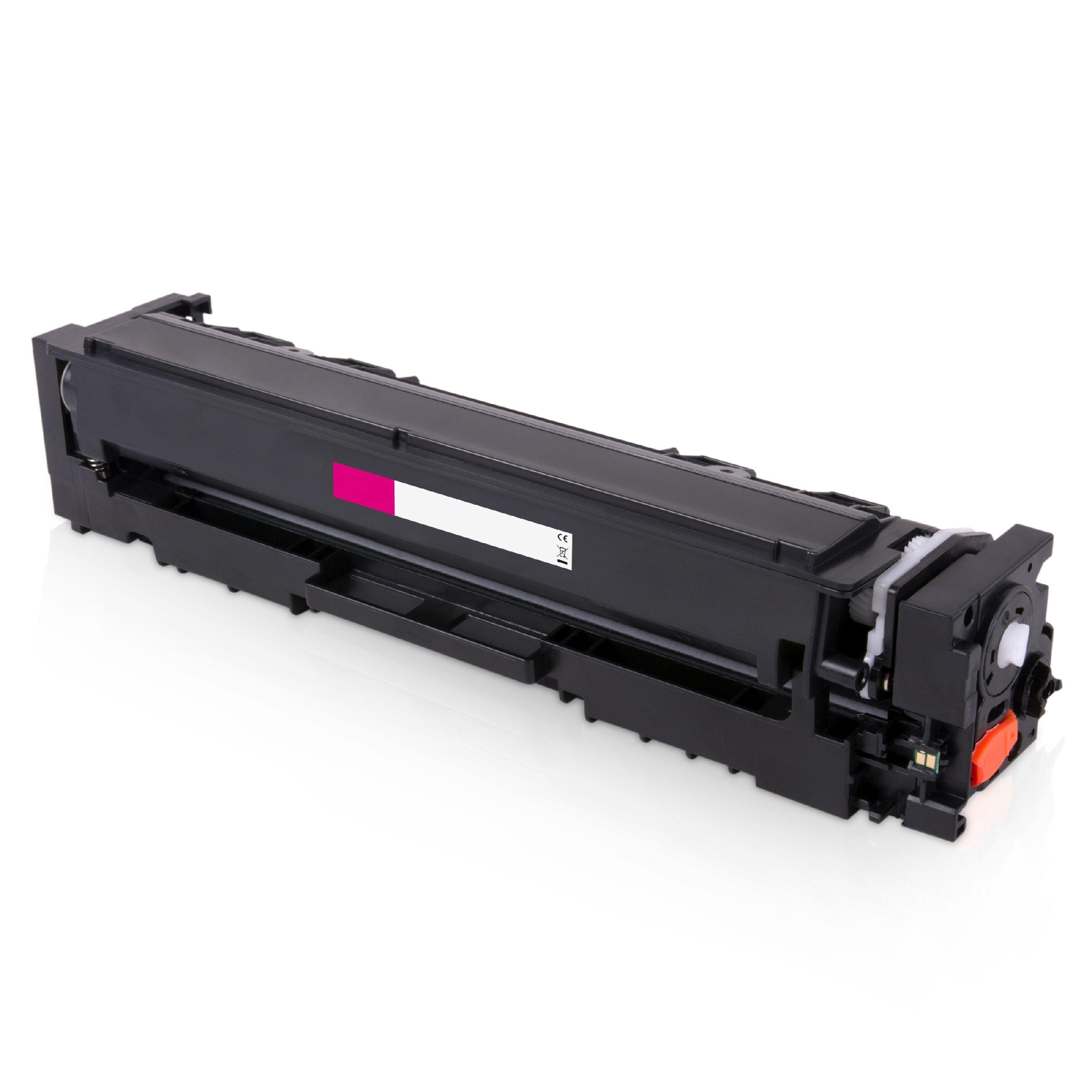 HP Cartouche de Toner pour HP CF543A / 203A magenta compatible (de marque ASC)