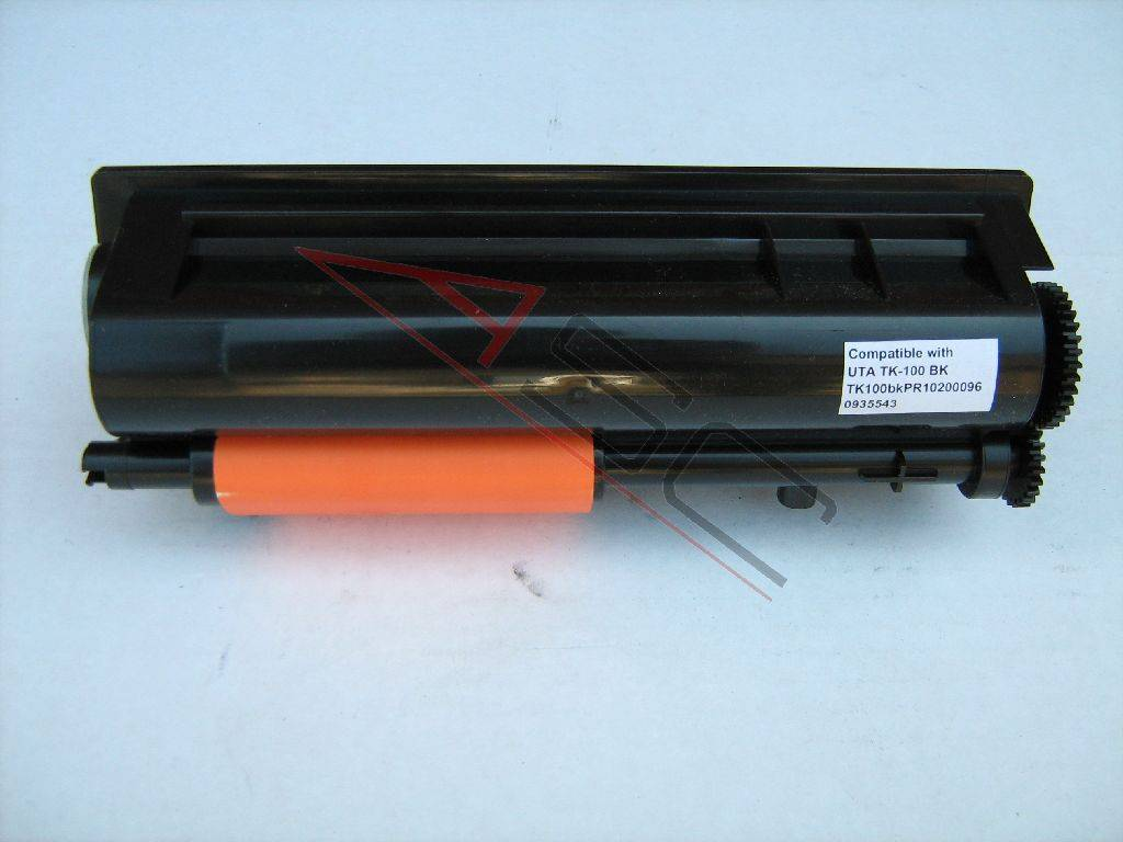 Kyocera Cartouche de Toner pour Kyocera 370PU5KW / TK-100 noir compatible (de marque ASC)