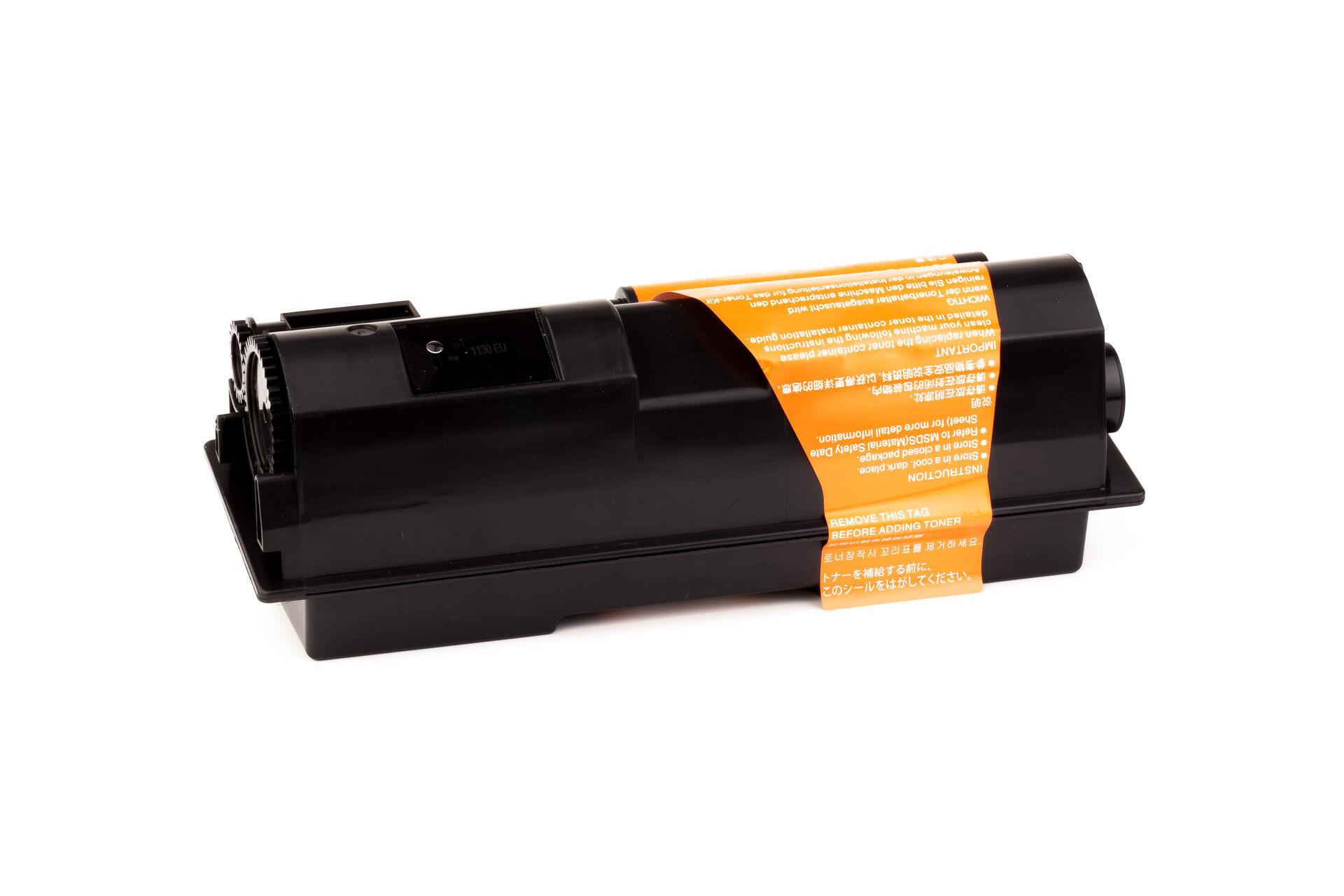Kyocera Cartouche de Toner pour Kyocera 1T02MJ0NL0 / TK-1130 noir compatible (de marque ASC)