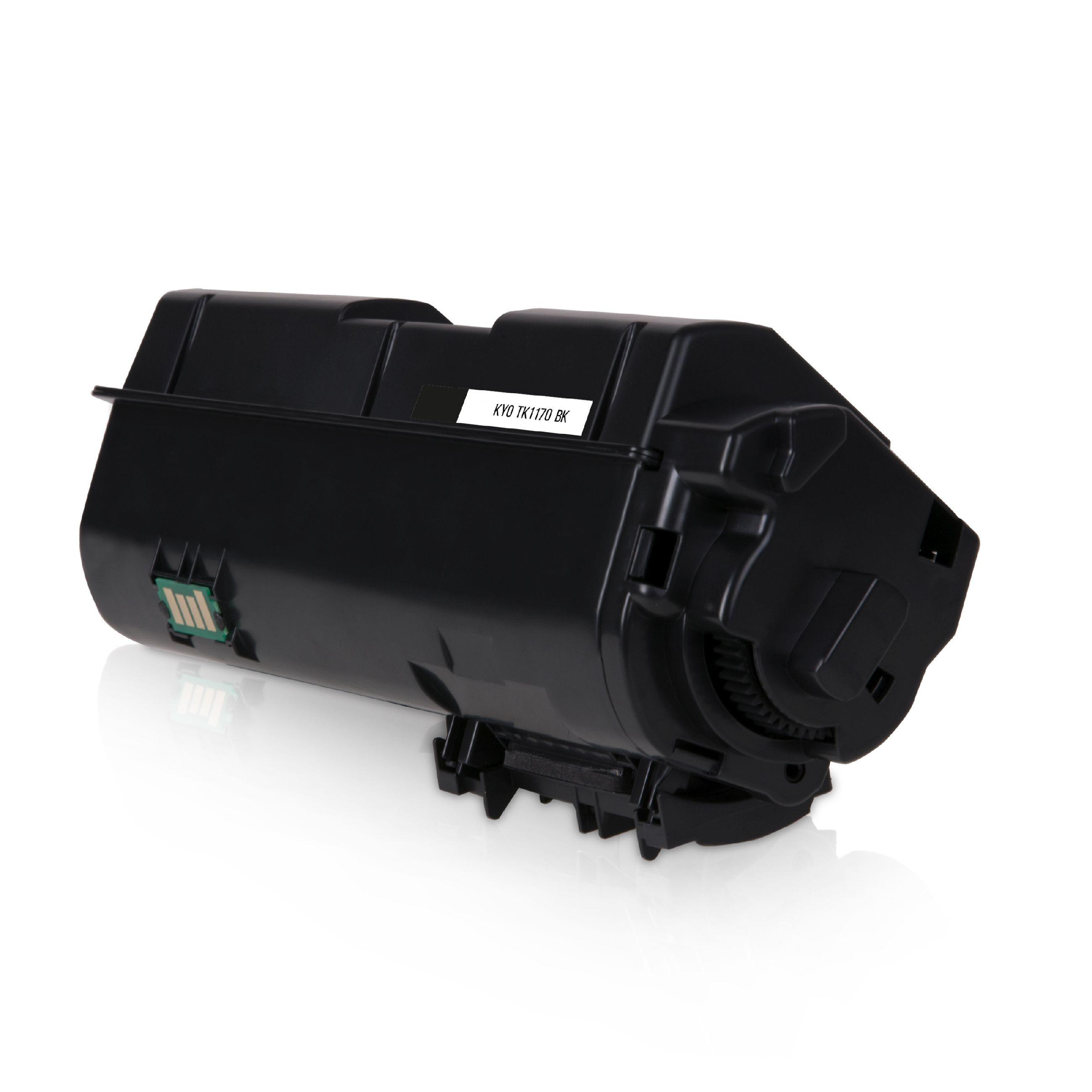 Kyocera Cartouche de Toner pour Kyocera 1T02S50NL0 / TK-1170 noir compatible (de marque ASC)