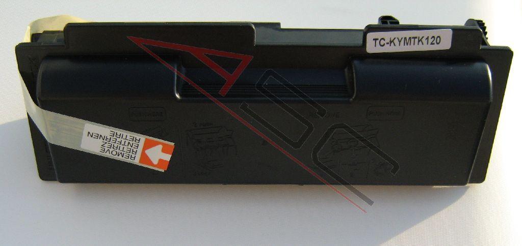 Kyocera Cartouche de Toner pour Kyocera 1T02G60DE0 / TK-120 noir compatible (de marque ASC)