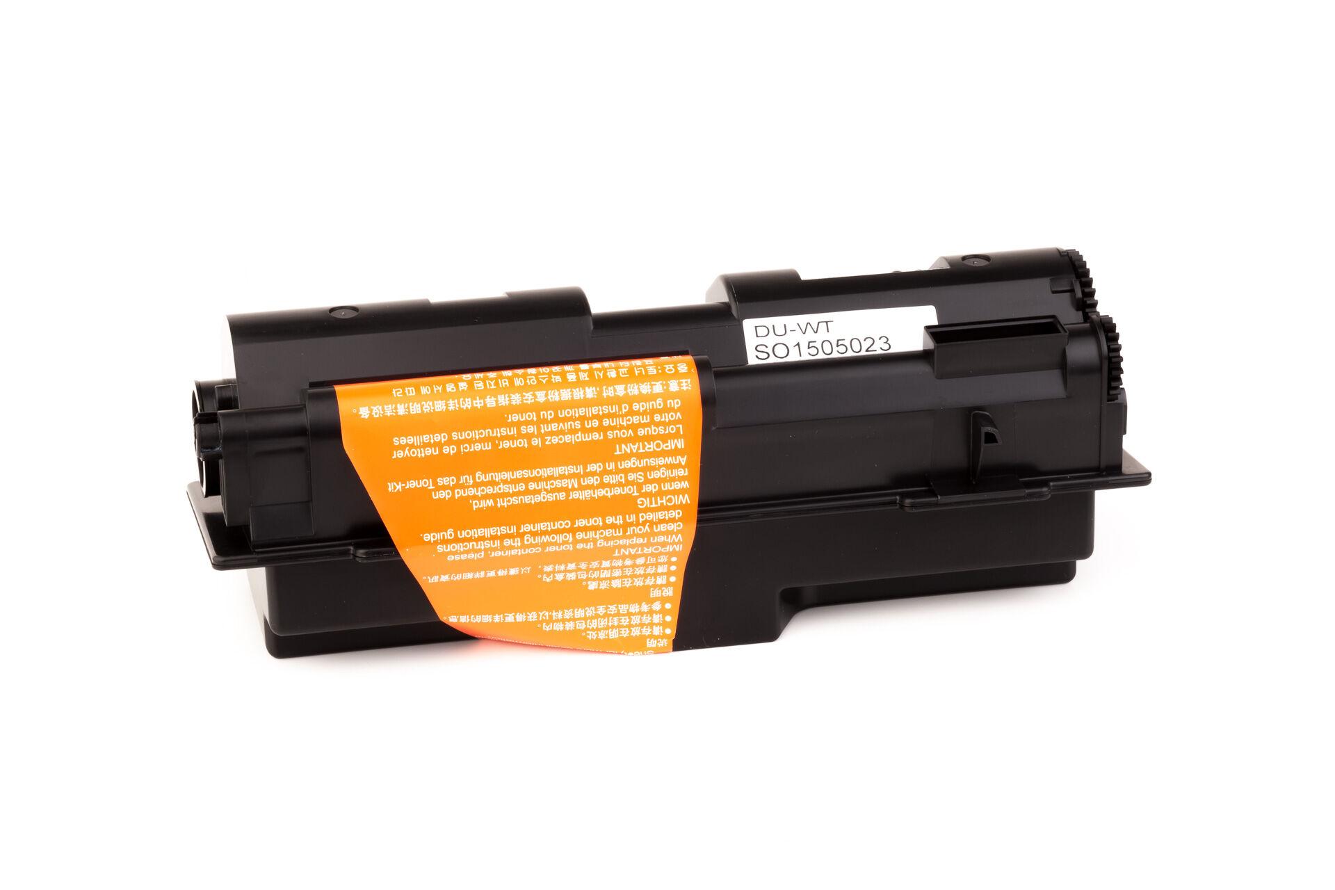 Kyocera Cartouche de Toner pour Kyocera 1T02HS0EU0 / TK-130 noir compatible (de marque ASC)