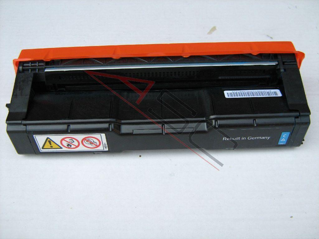 Kyocera Cartouche de Toner pour Kyocera 1T05JKCNL0 / TK-150 C cyan compatible (de marque ASC)
