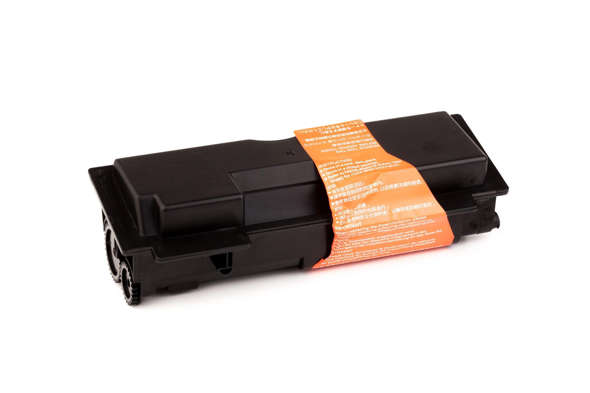 Kyocera Cartouche de Toner pour Kyocera 1T02FM0EU0 / TK-18 noir compatible (de marque ASC)