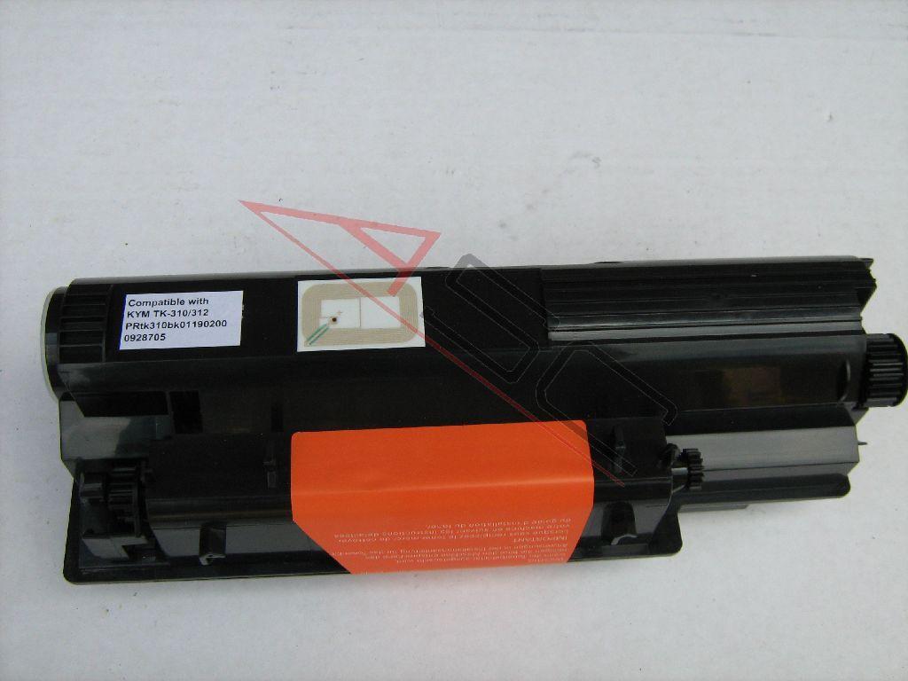 Utax Cartouche de Toner pour Utax 4403510010 noir compatible (de marque ASC)