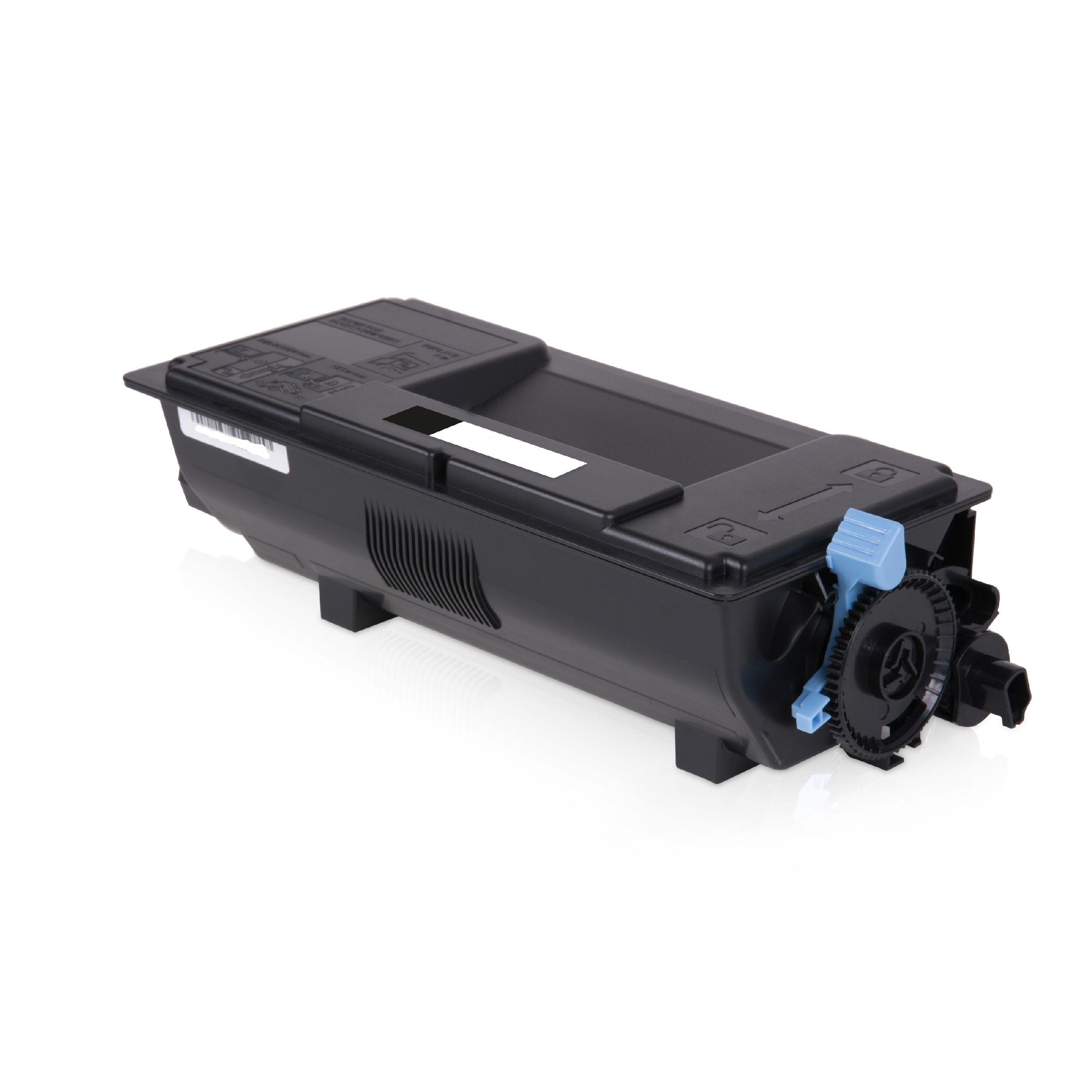 Kyocera Cartouche de Toner pour Kyocera 1T02T90NL0 / TK-3160 noir compatible (de marque ASC)