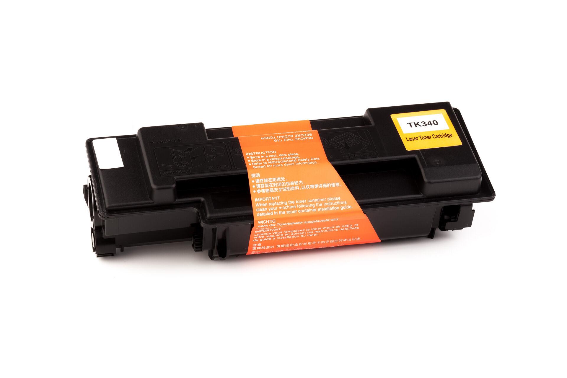 Kyocera Cartouche de Toner pour Kyocera 1T02J00EU0 / TK-340 noir compatible (de marque ASC)