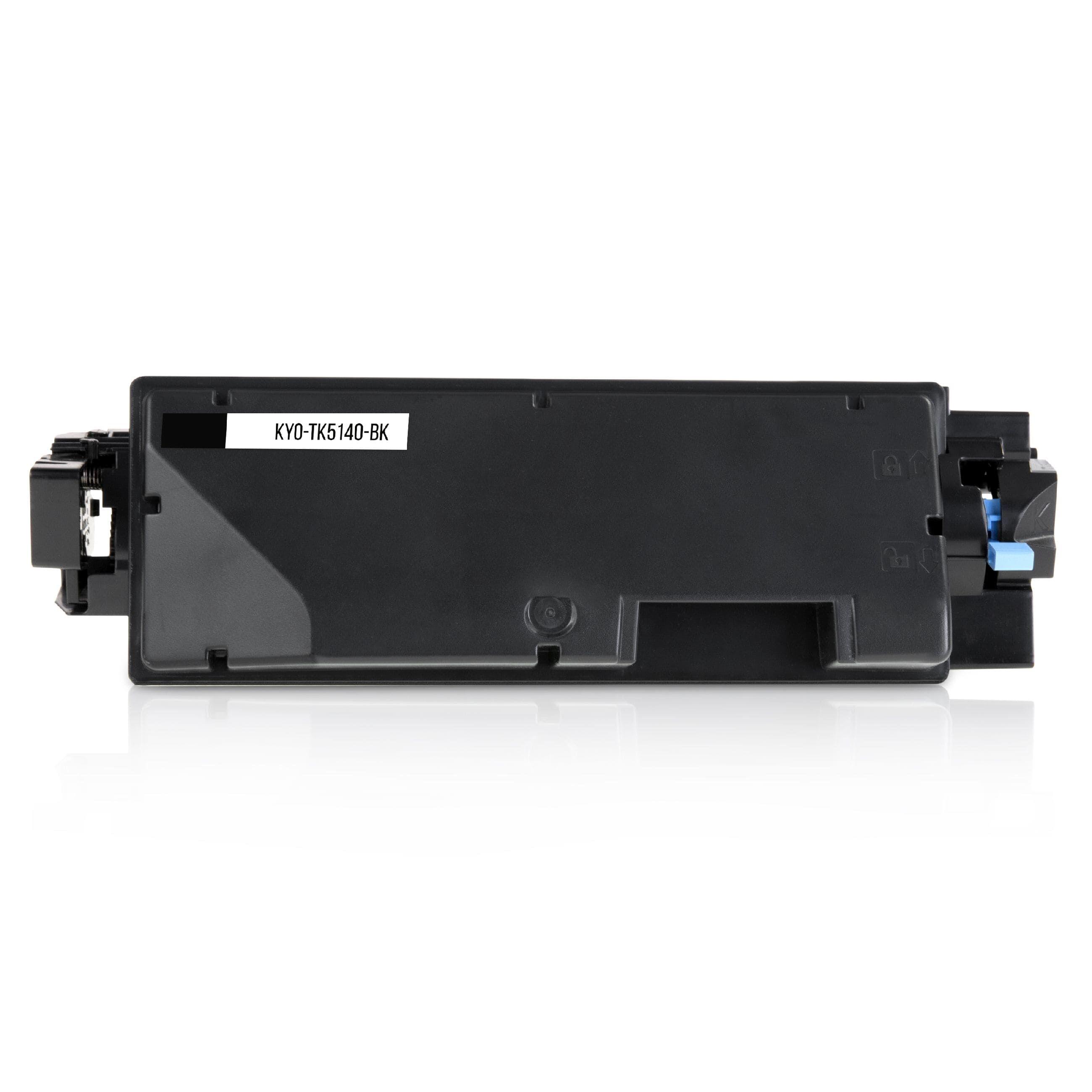 Kyocera Cartouche de Toner pour Kyocera 1T02NR0NL0 / TK-5140 K noir compatible (de marque ASC)