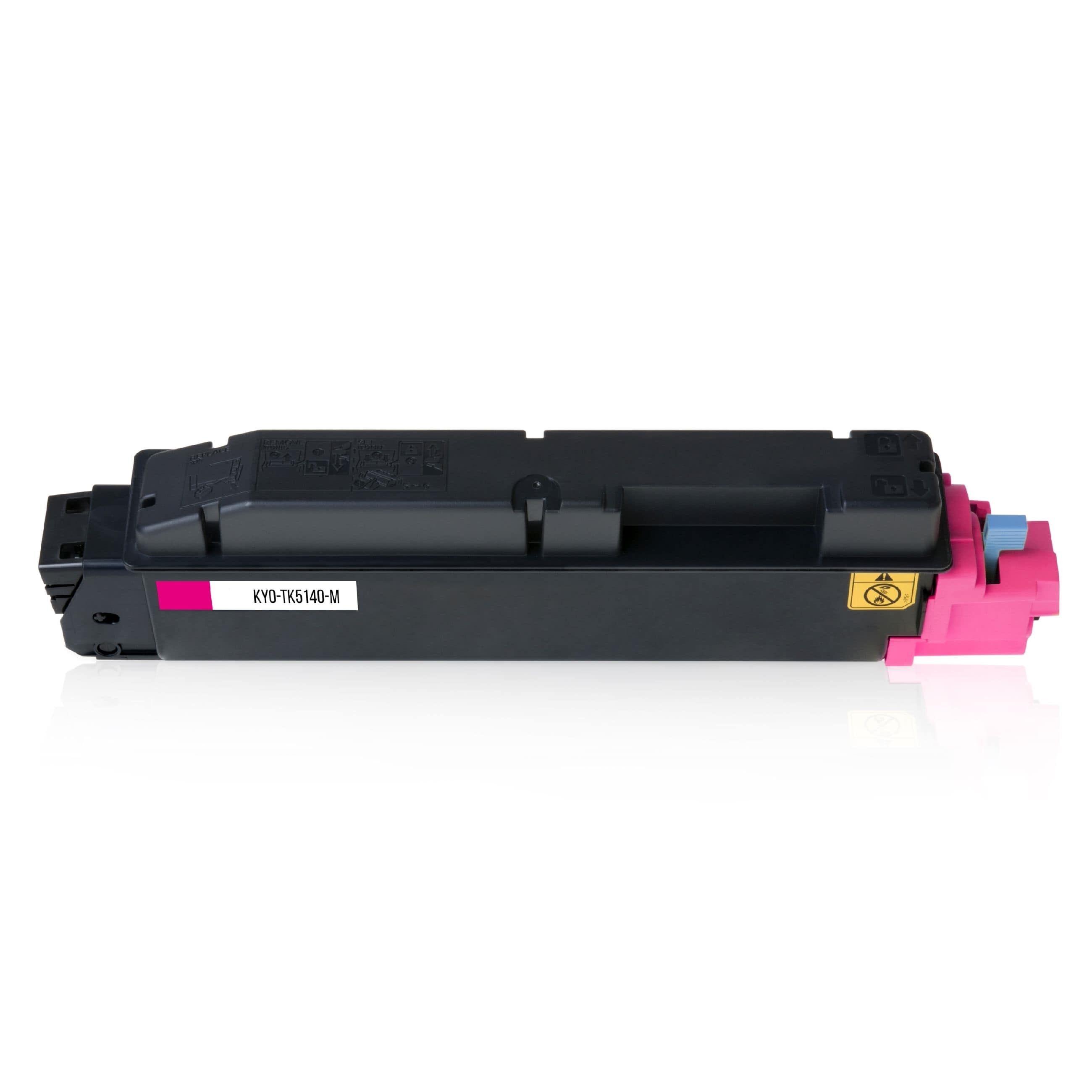 Kyocera Cartouche de Toner pour Kyocera 1T02NRBNL0 / TK-5140 M magenta compatible (de marque ASC)