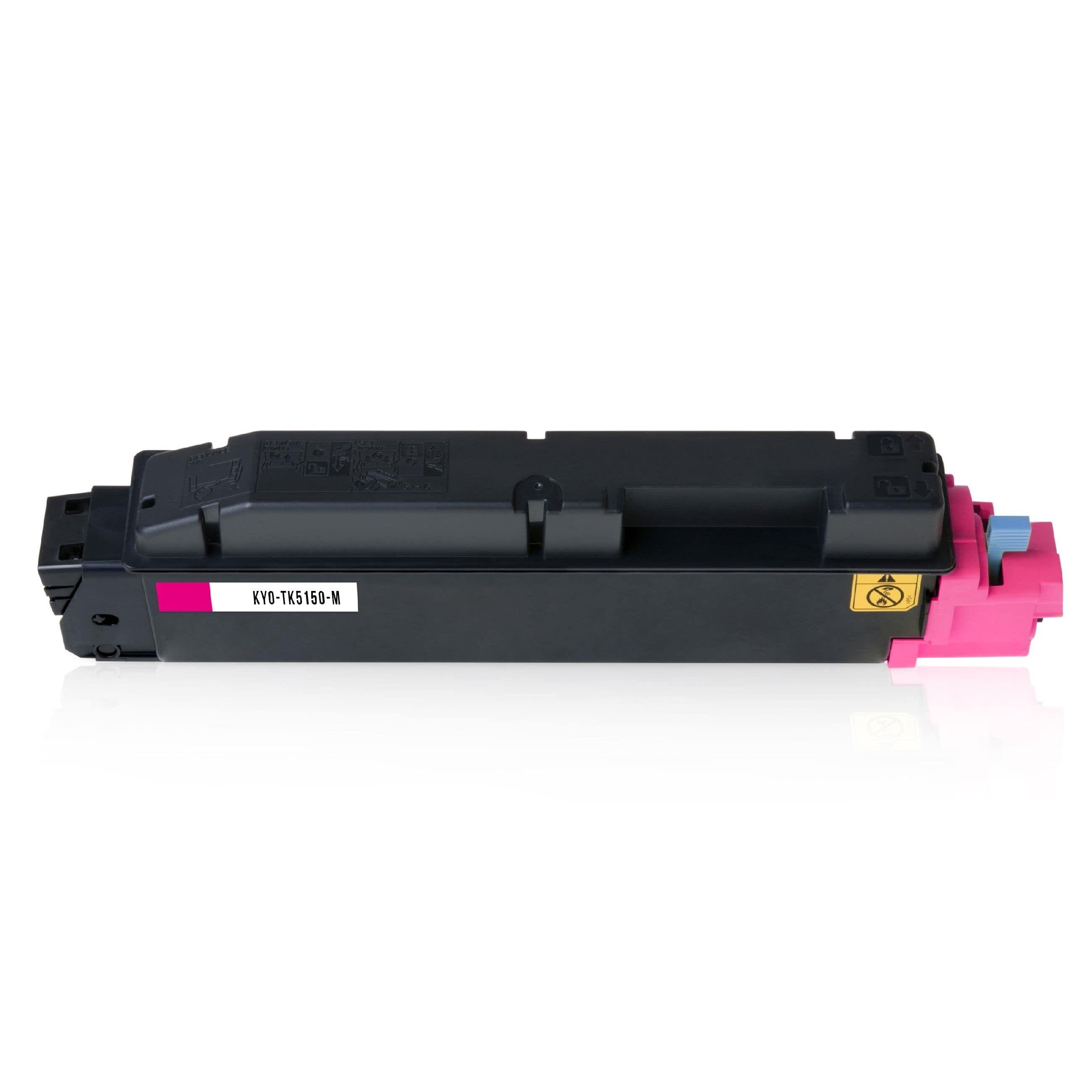 Kyocera Cartouche de Toner pour Kyocera 1T02NSBNL0 / TK-5150 M magenta compatible (de marque ASC)