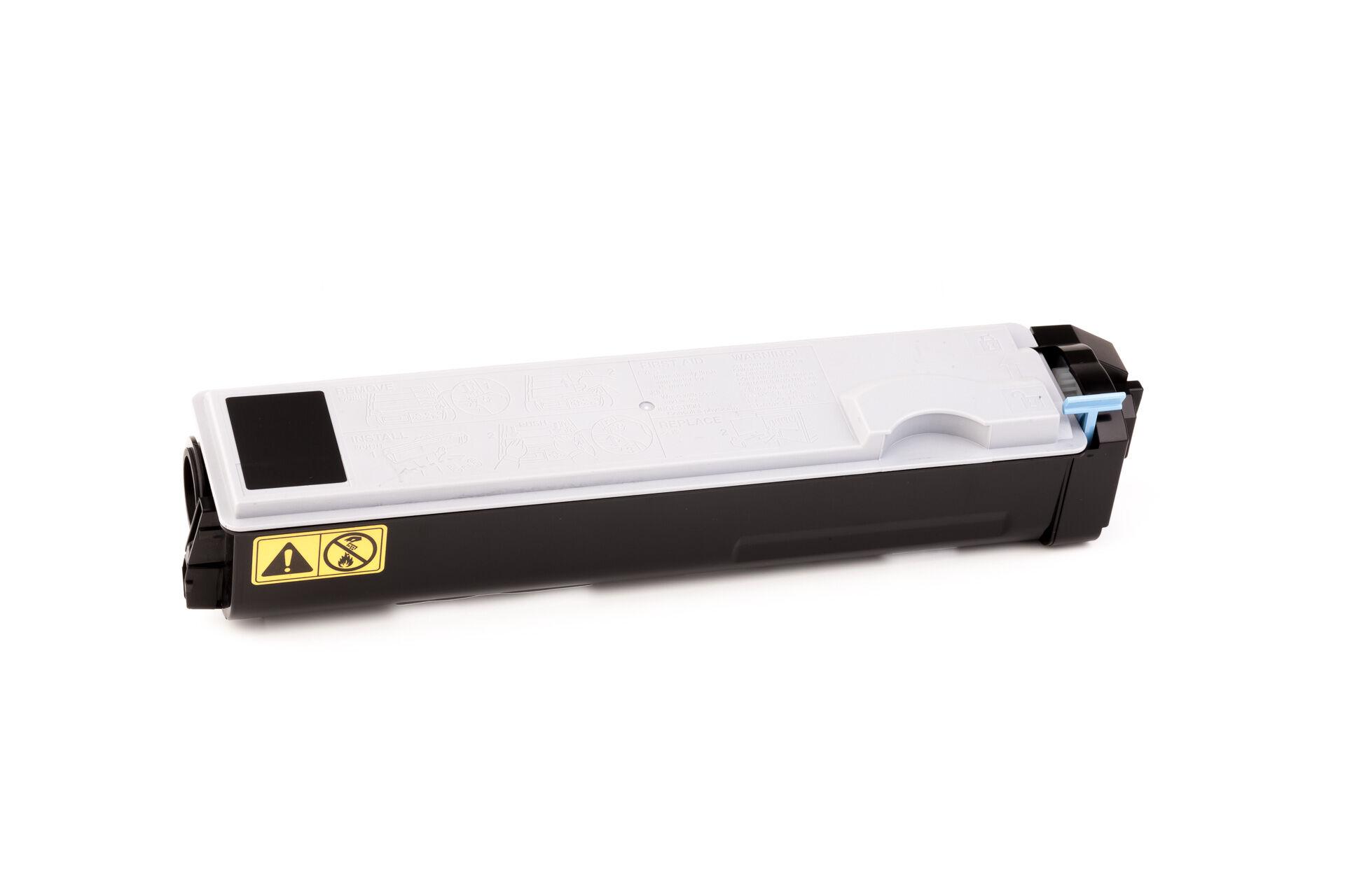Kyocera Cartouche de Toner pour Kyocera 1T02HJ0EU0 / TK-520 K noir compatible (de marque ASC)
