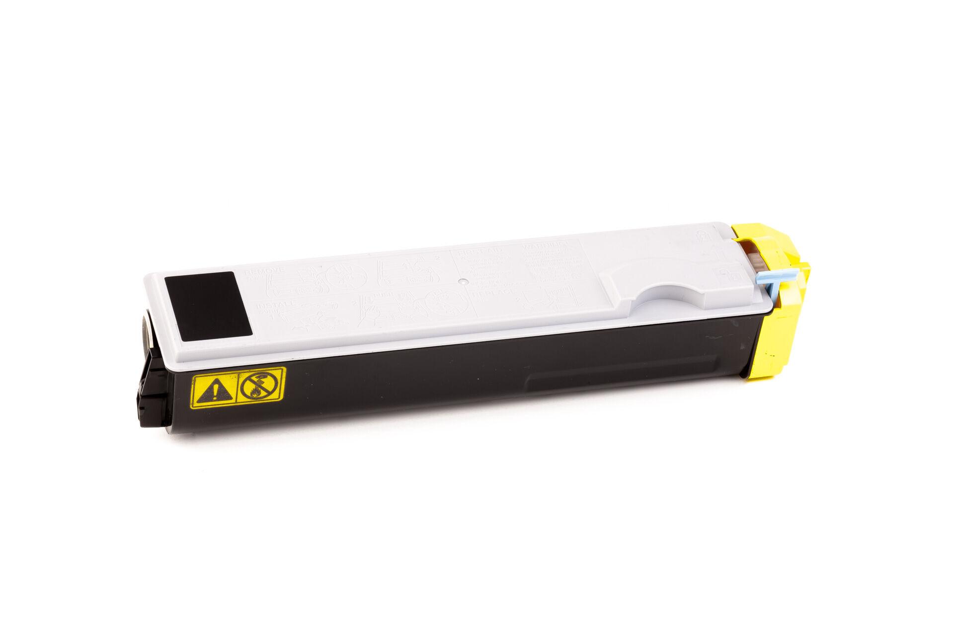 Kyocera Cartouche de Toner pour Kyocera 1T02HJBEU0 / TK-520 M magenta compatible (de marque ASC)