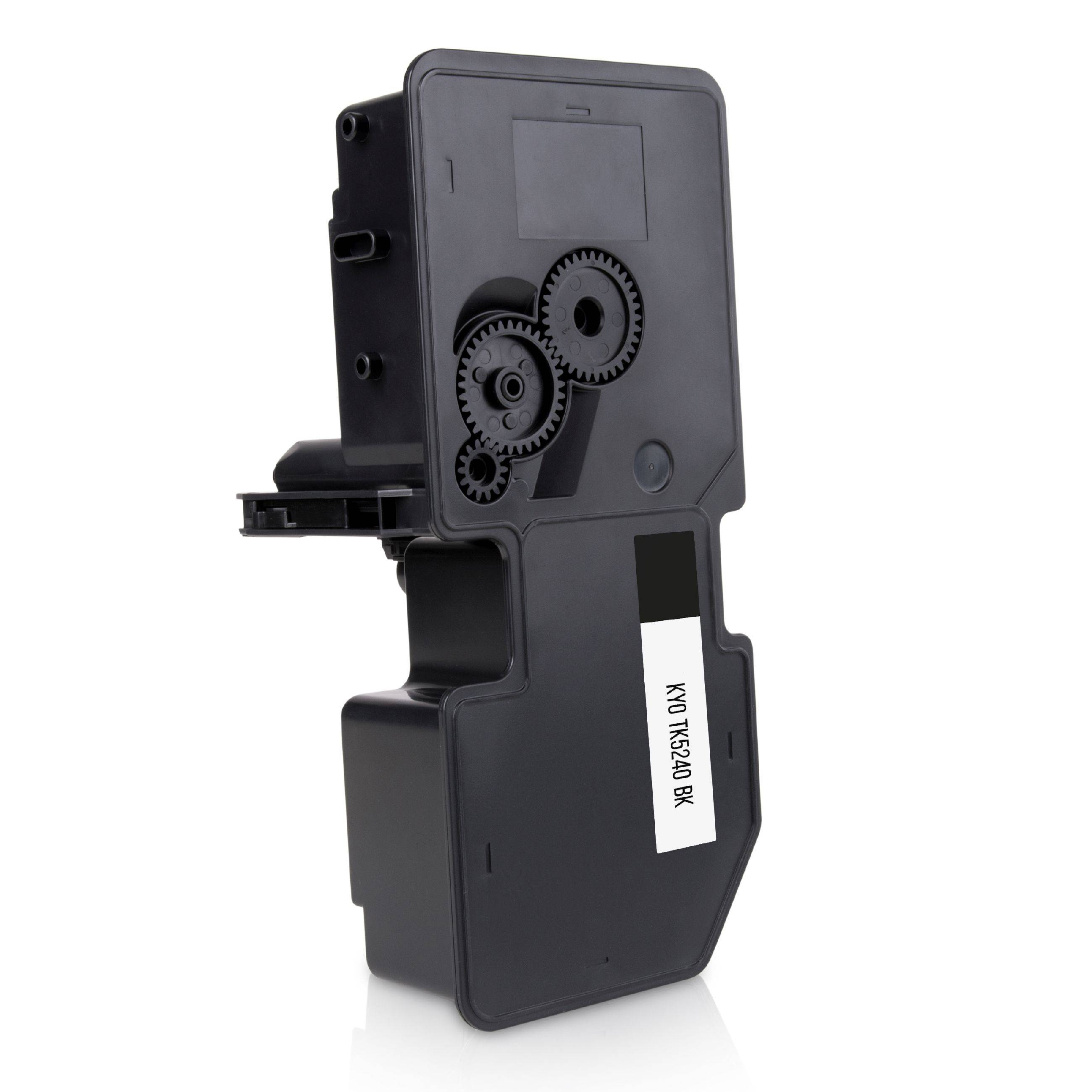 Kyocera Cartouche de Toner pour Kyocera 1T02R70NL0 / TK-5240 K noir compatible (de marque ASC)