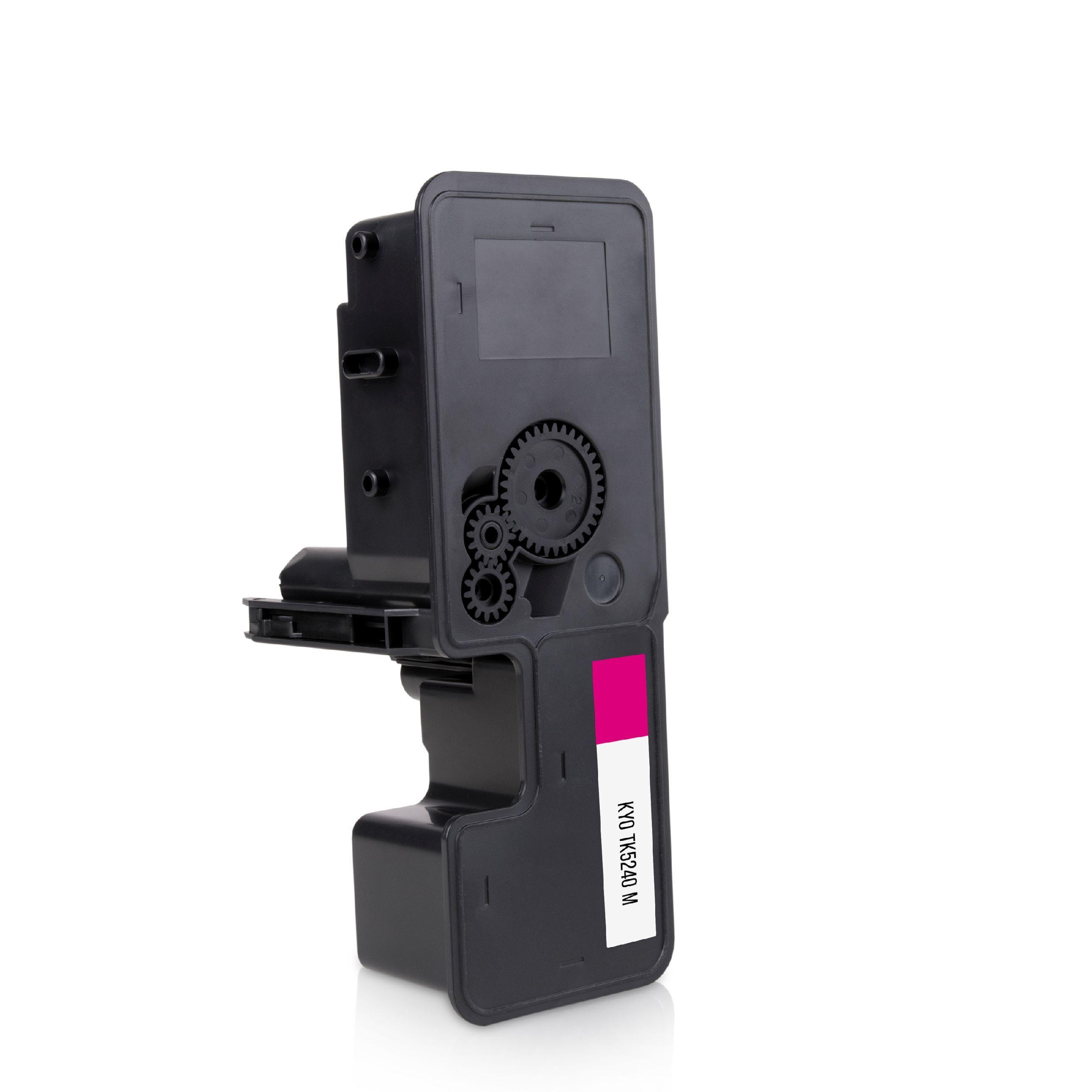 Kyocera Cartouche de Toner pour Kyocera 1T02R7BNL0 / TK-5240 M magenta compatible (de marque ASC)