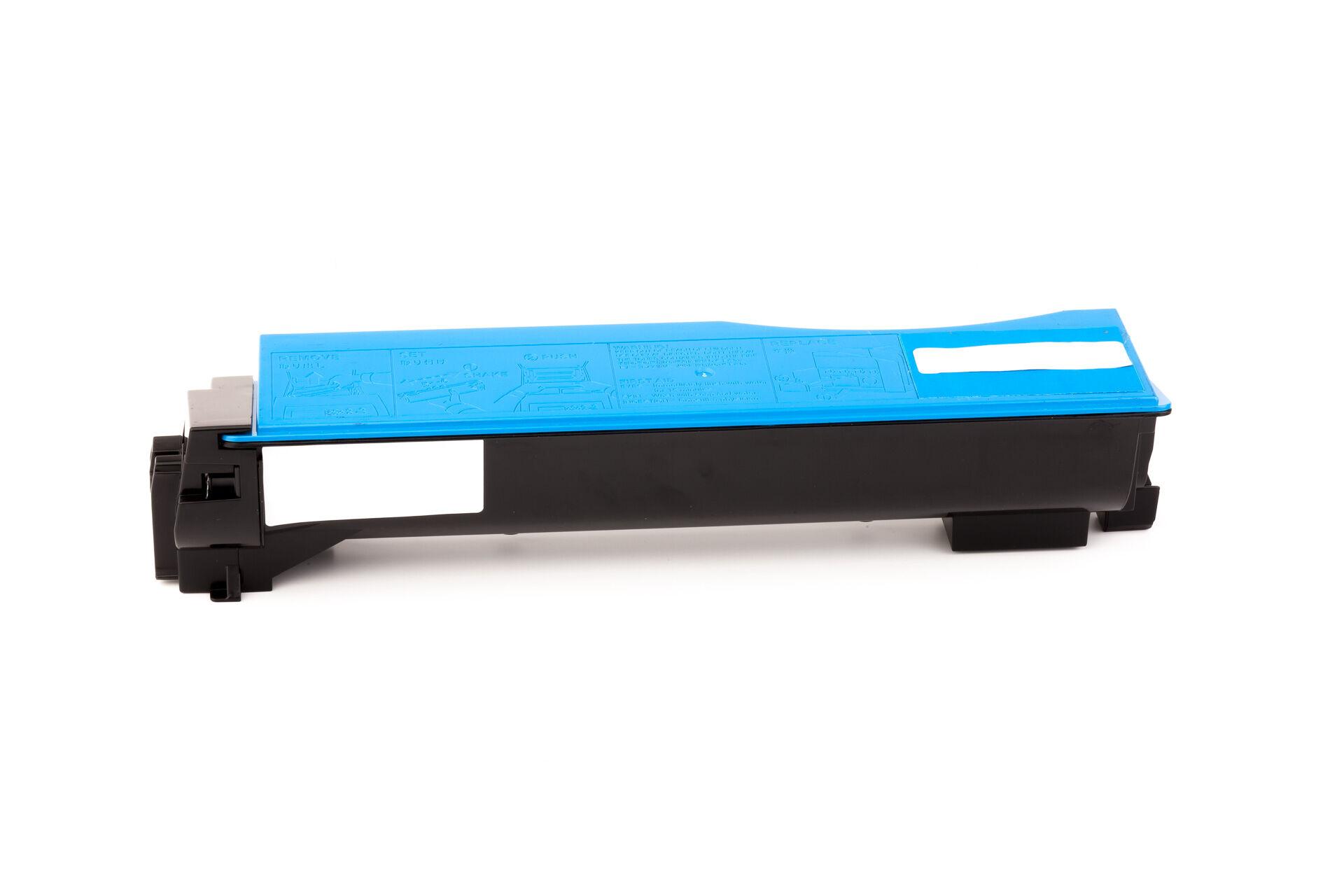 Kyocera Cartouche de Toner pour Kyocera 1T02HLCEU0 / TK-540 C cyan compatible (de marque ASC)