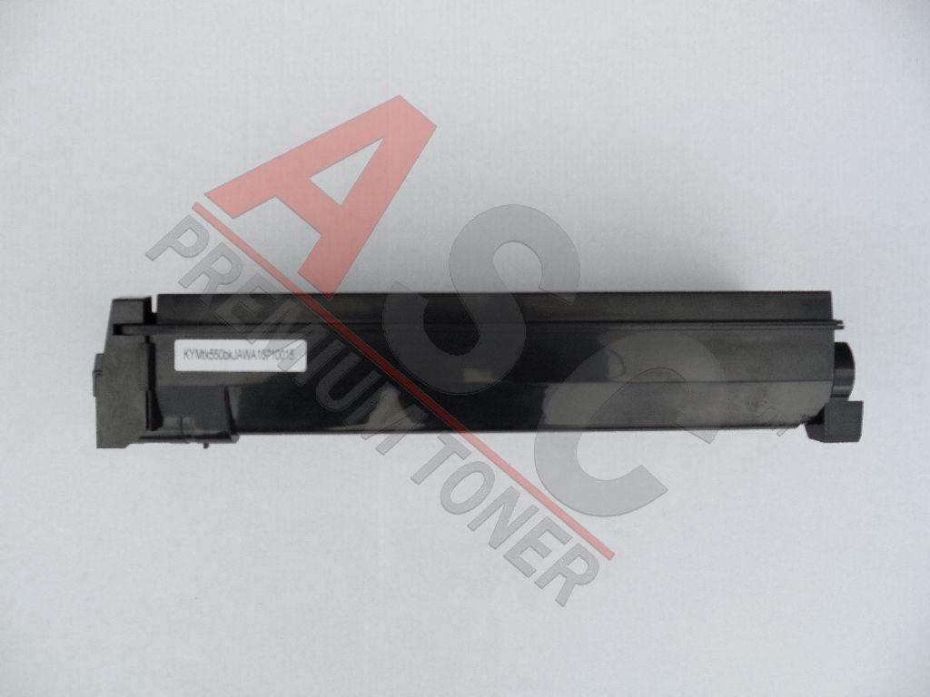 Kyocera Cartouche de Toner pour Kyocera 1T02HM0EU0 / TK-550 K noir compatible (de marque ASC)