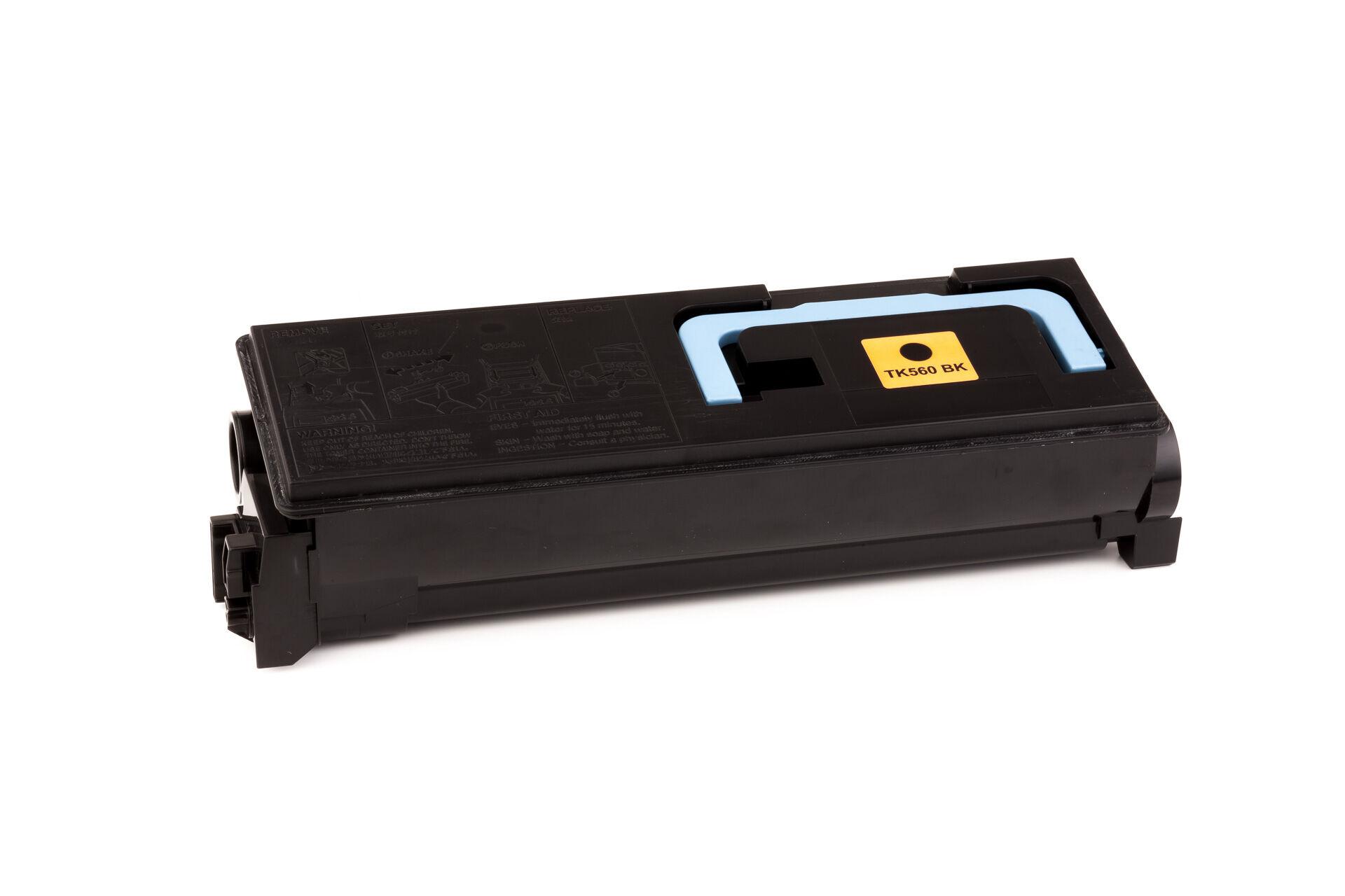 Kyocera Cartouche de Toner pour Kyocera 1T02HN0EU0 / TK-560 K noir compatible (de marque ASC)