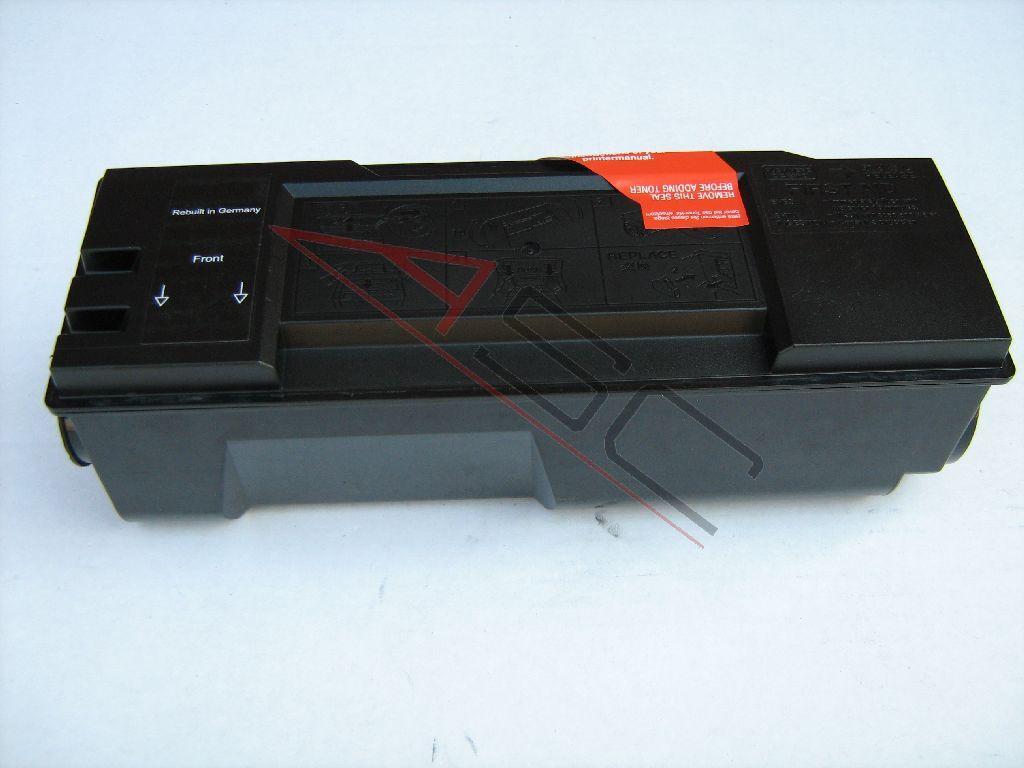 Kyocera Cartouche de Toner pour Kyocera 370QD0KX / TK-65 noir compatible (de marque ASC)