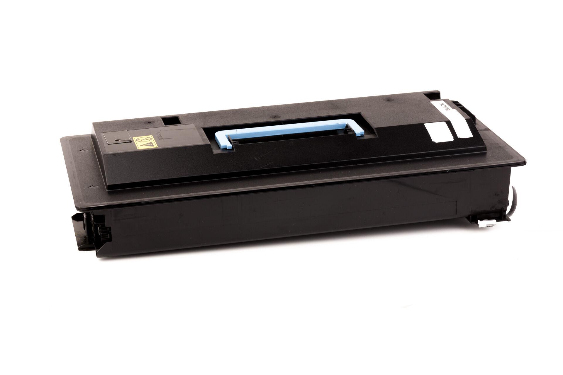 Kyocera Cartouche de Toner pour Kyocera 1T02GR0EU0 / TK-715 noir compatible (de marque ASC)