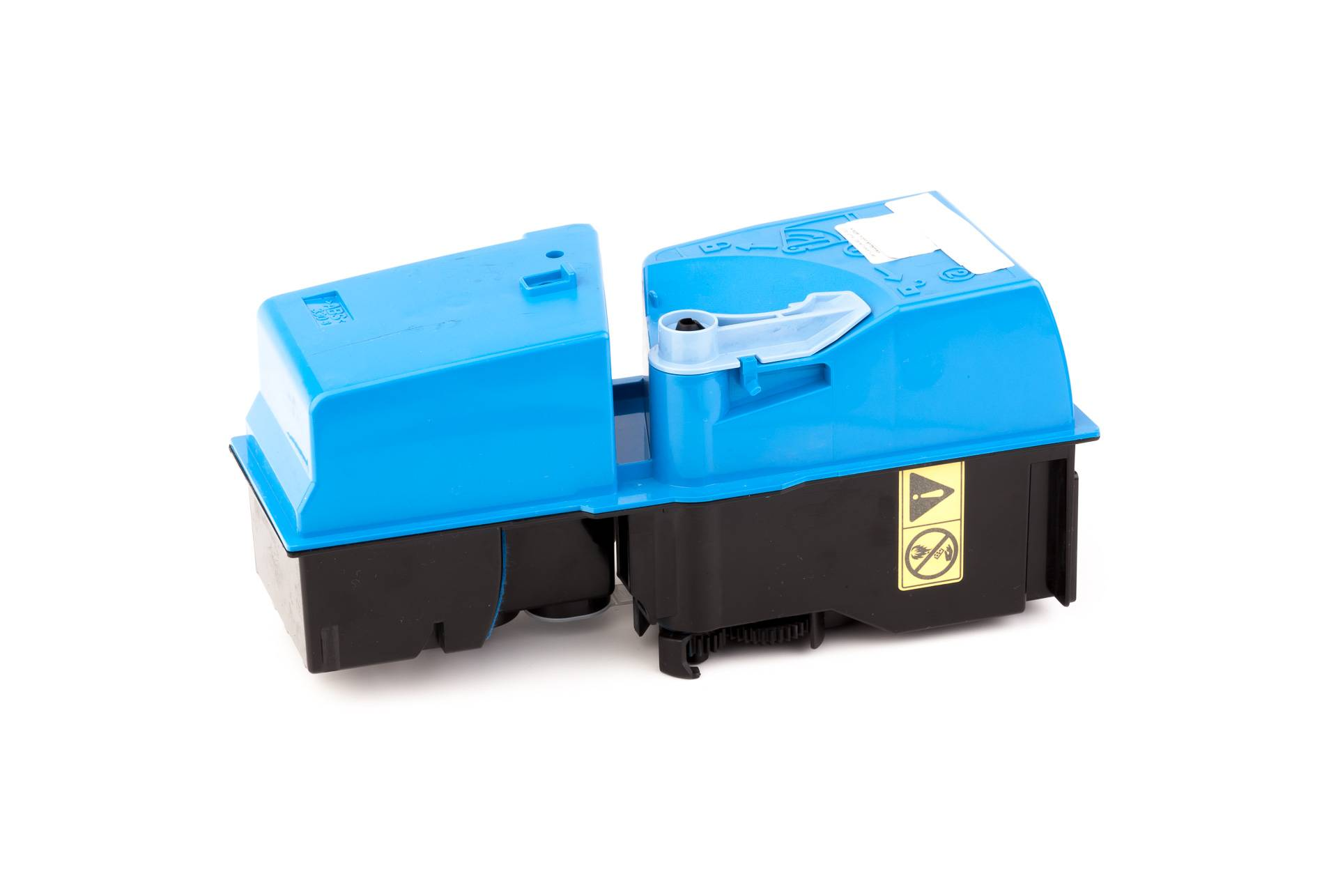 Kyocera Cartouche de Toner pour Kyocera 1T02FZCEU0 / TK-825 C cyan compatible (de marque ASC)