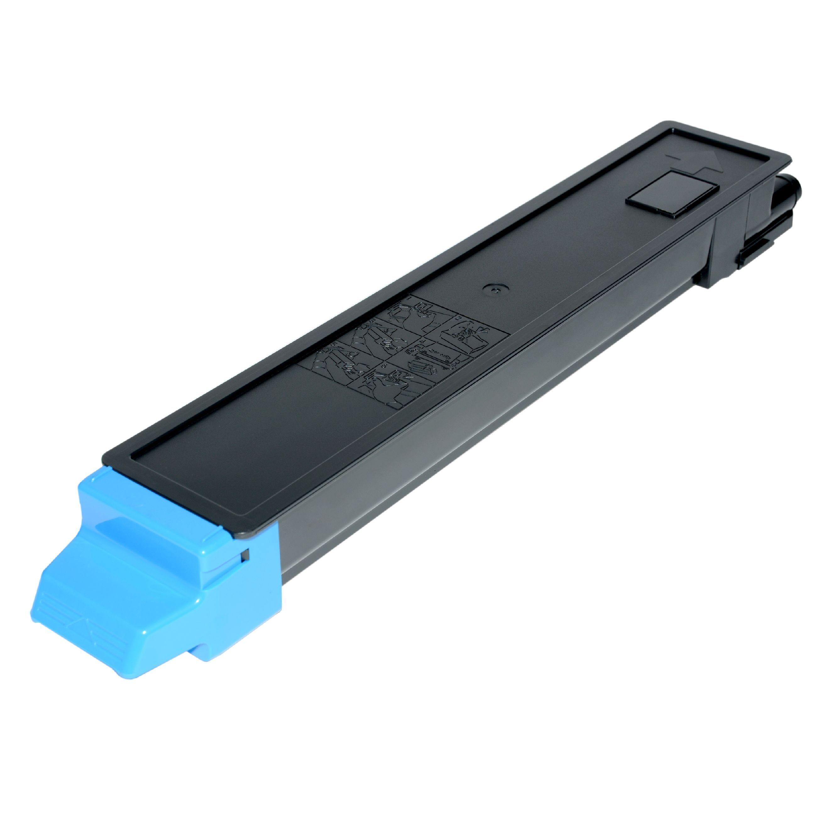 Kyocera Cartouche de Toner pour Kyocera 1T02MVCNL0 / TK-8315 C cyan compatible (de marque ASC)