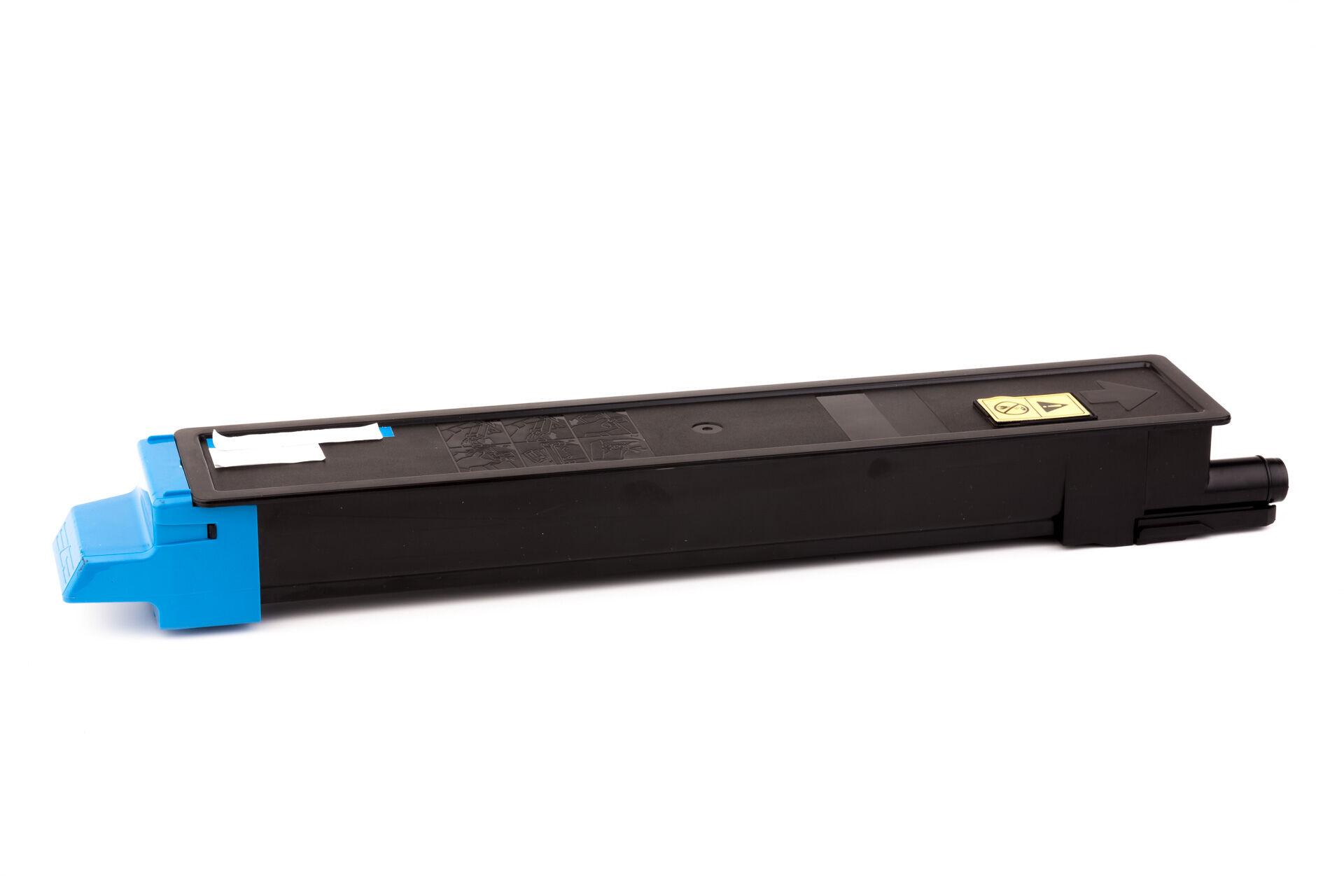 Kyocera Cartouche de Toner pour Kyocera 1T02K0CNL0 / TK-895 C cyan compatible (de marque ASC)