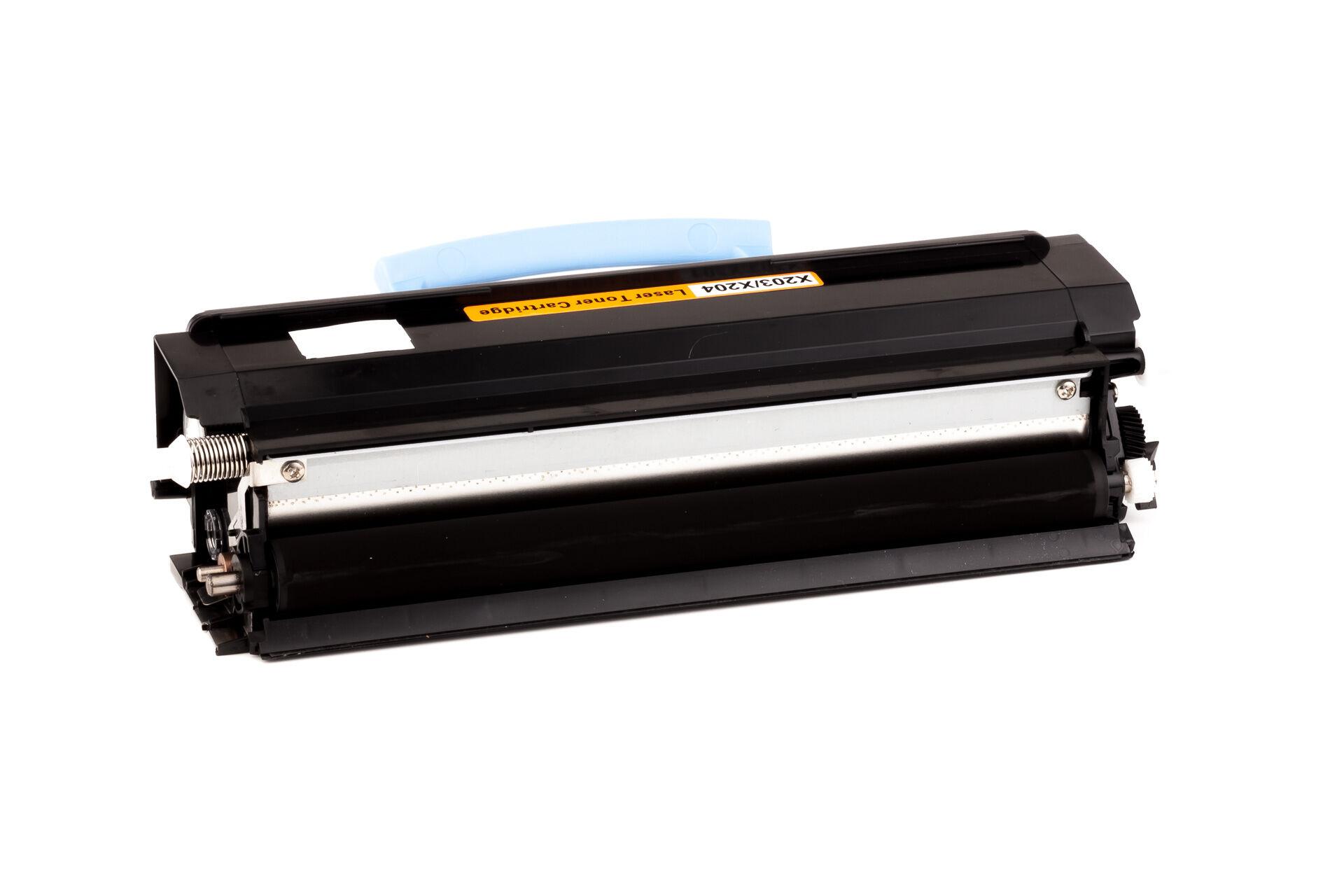 Lexmark Cartouche de Toner pour Lexmark X203A11G noir compatible (de marque ASC)