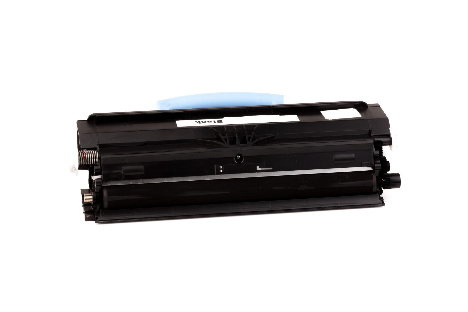 Lexmark Cartouche de Toner pour Lexmark E250A21E noir compatible (de marque ASC)