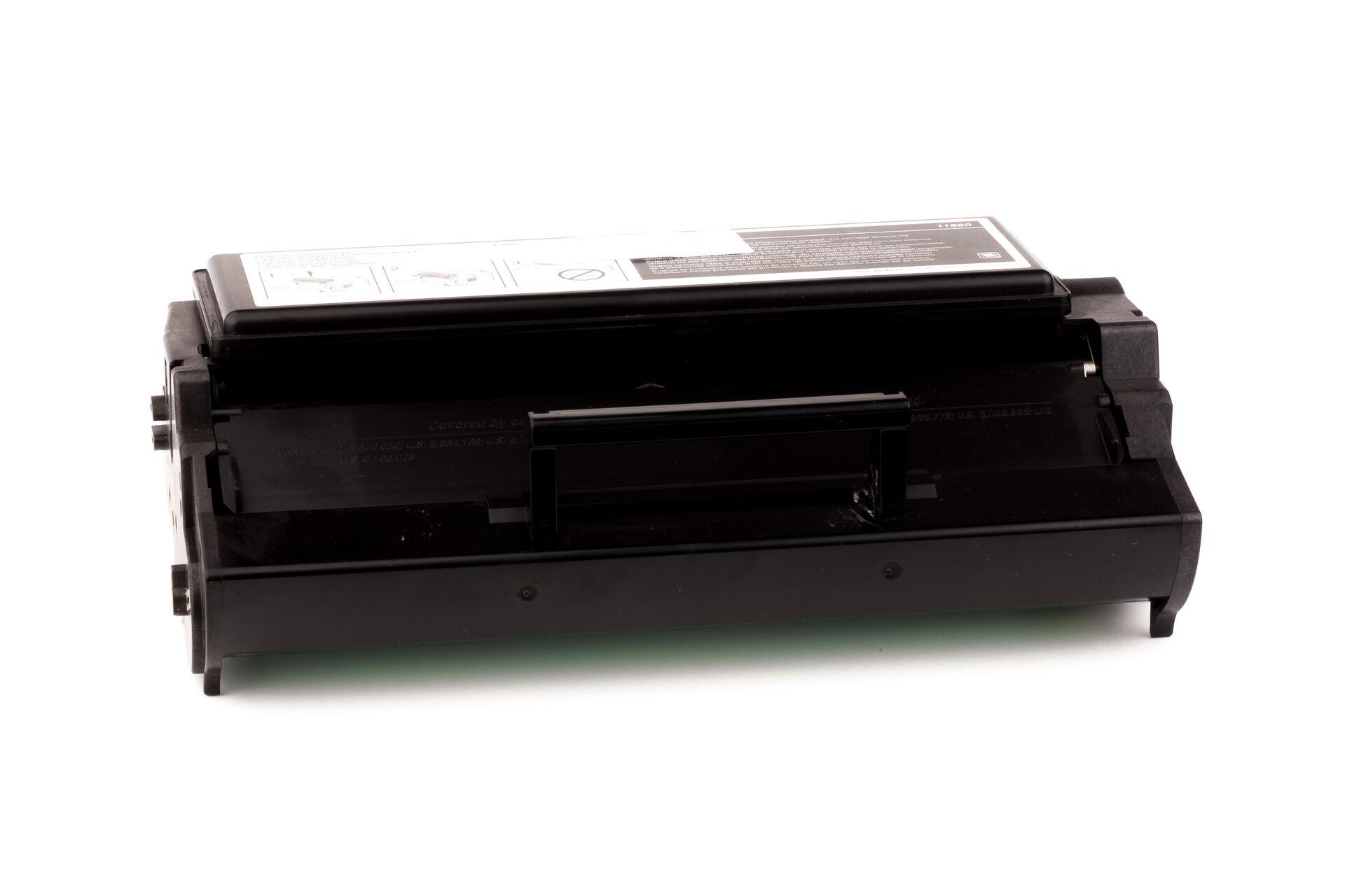 Lexmark Cartouche de Toner pour Lexmark 12A7305 noir compatible (de marque ASC)