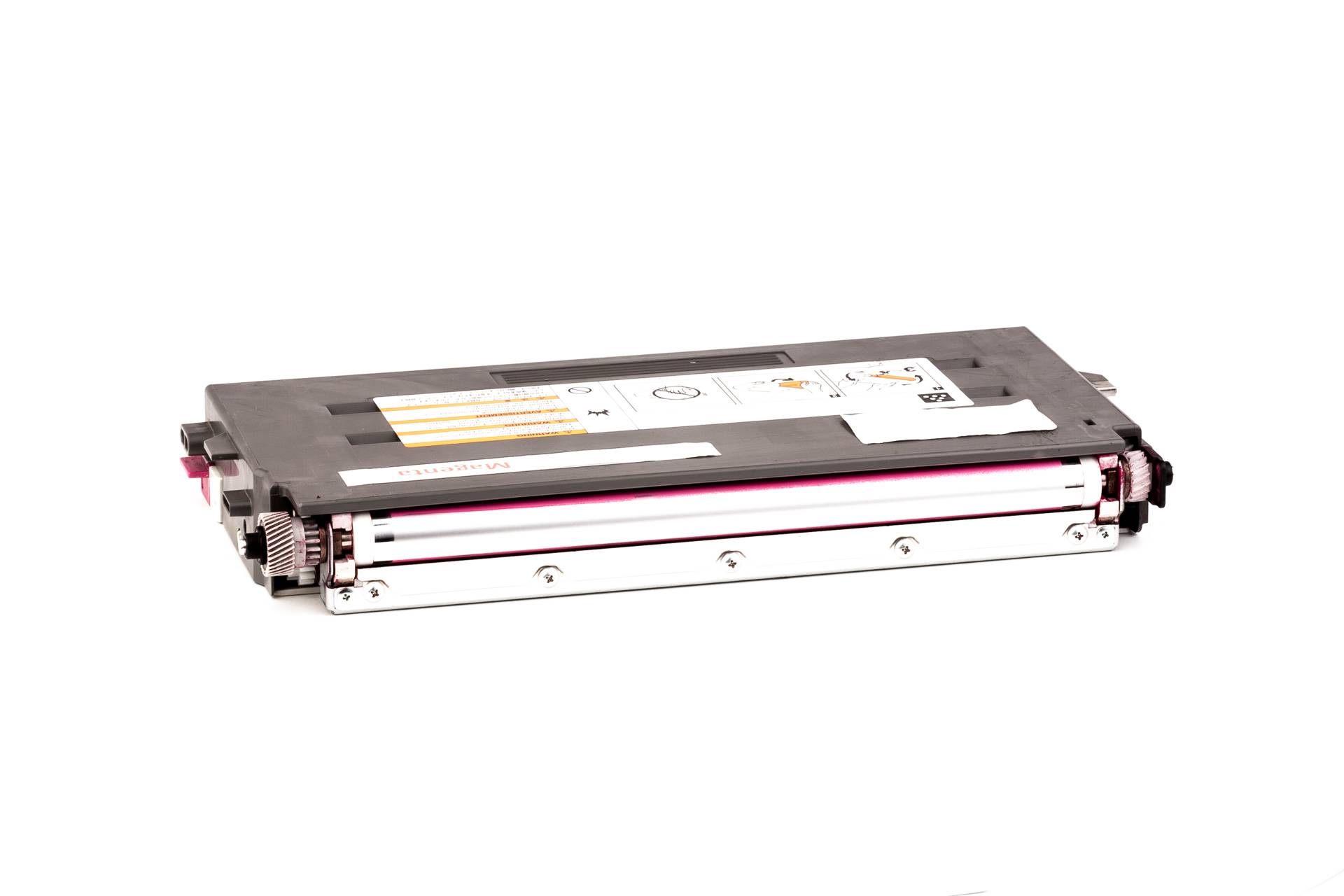 Lexmark Cartouche de Toner pour Lexmark C500H2MG magenta compatible (de marque ASC)